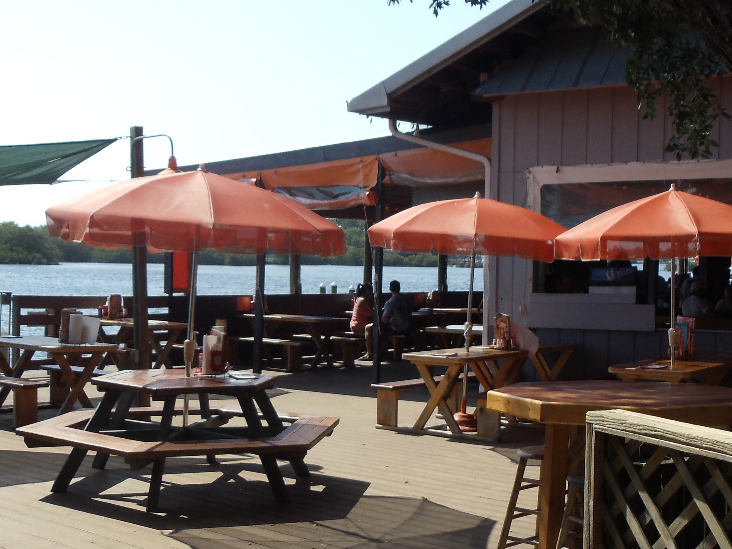 Hooters Of Port Richey Florida Beach Bar