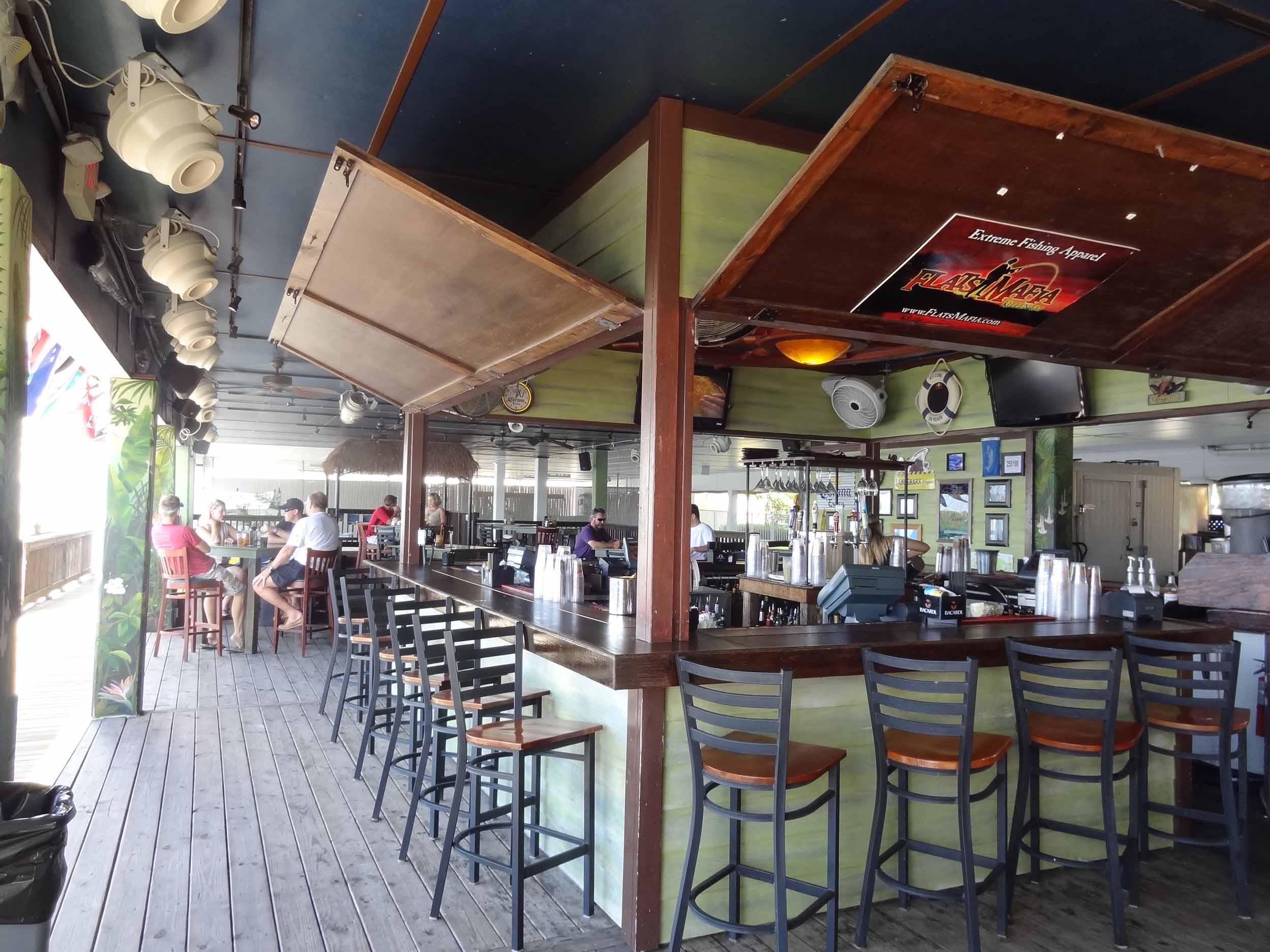 Duke's Retired Surfer's Island Bar