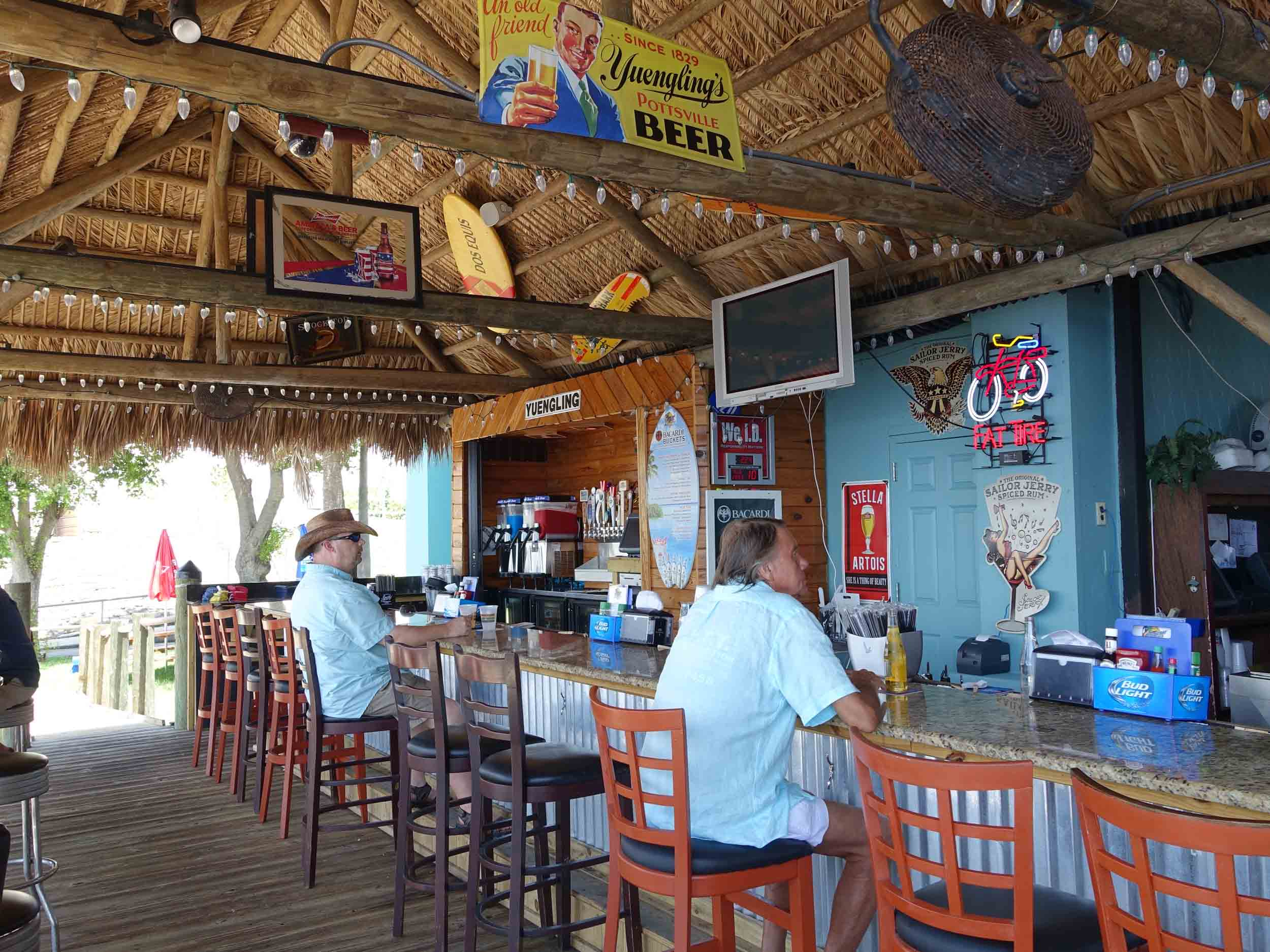 Hurricane Charley's Bar