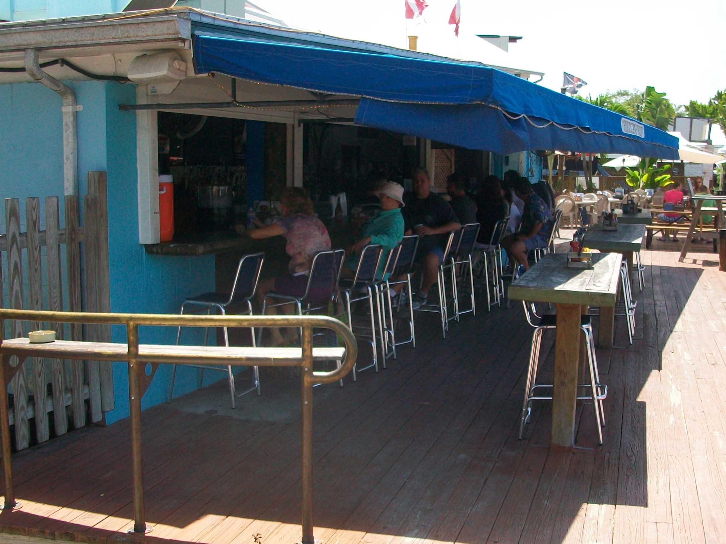 Hurricane Hole Bar