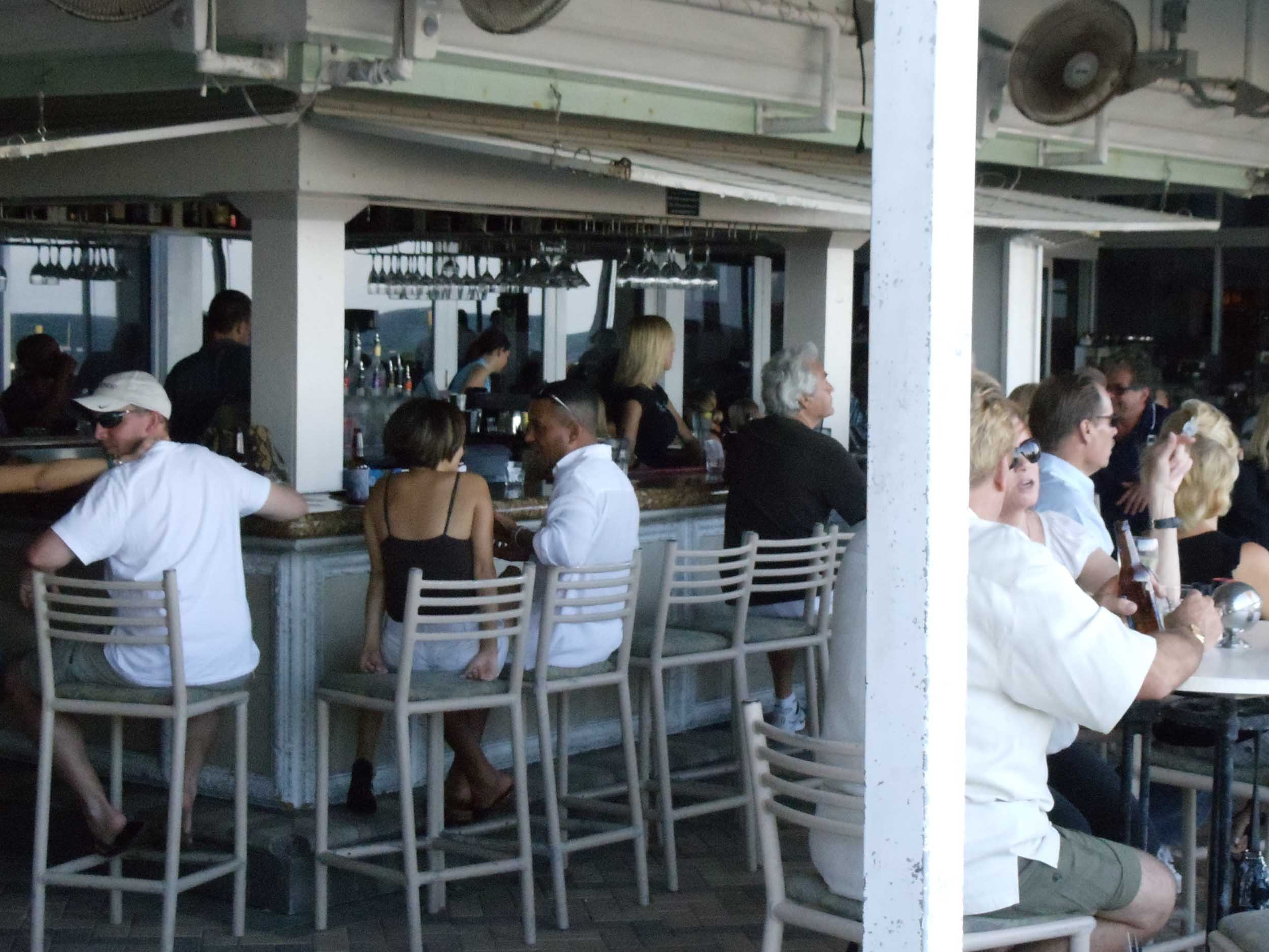 JB's on the Beach Bar
