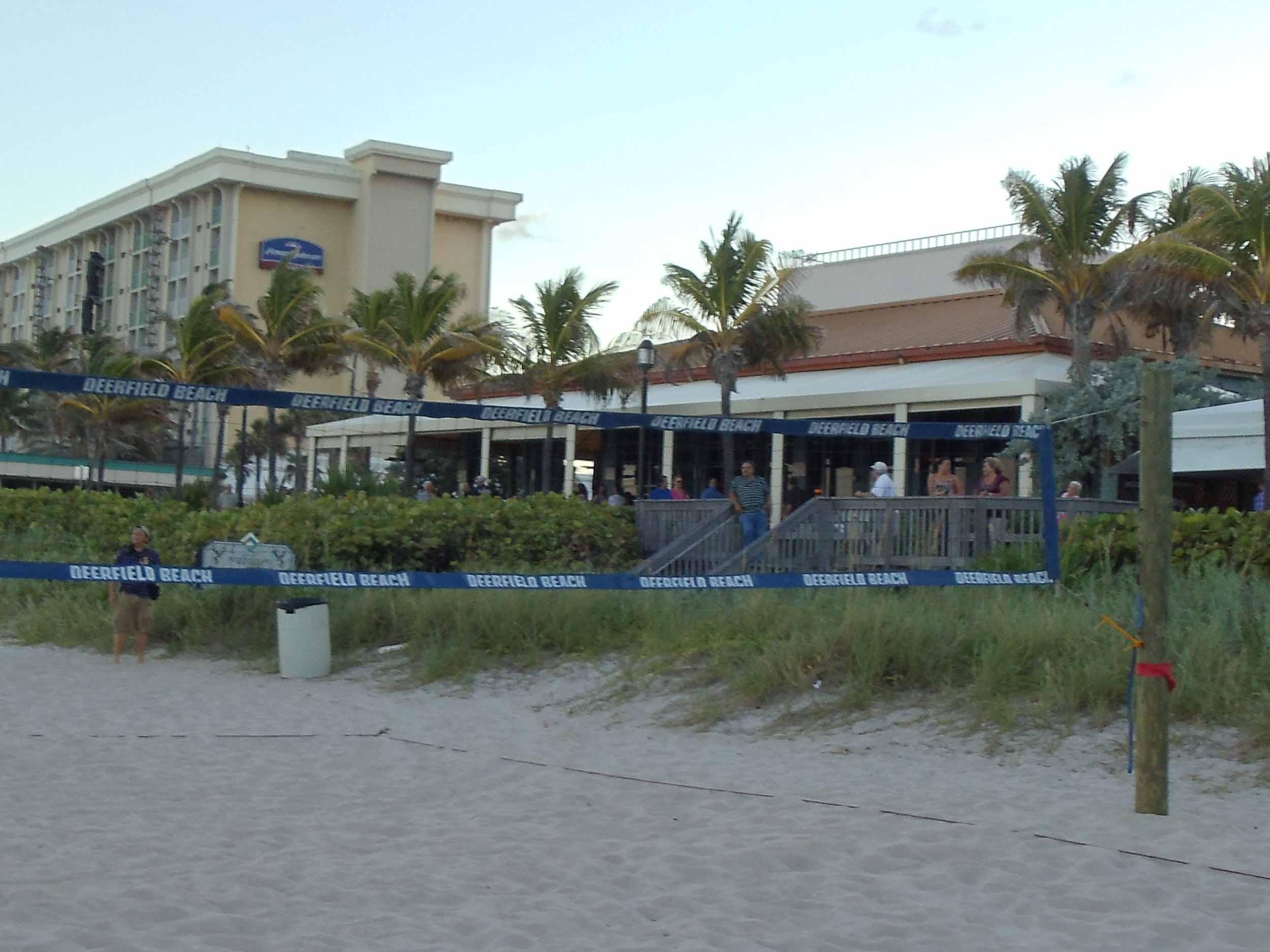 JB's on the Beach Exterior