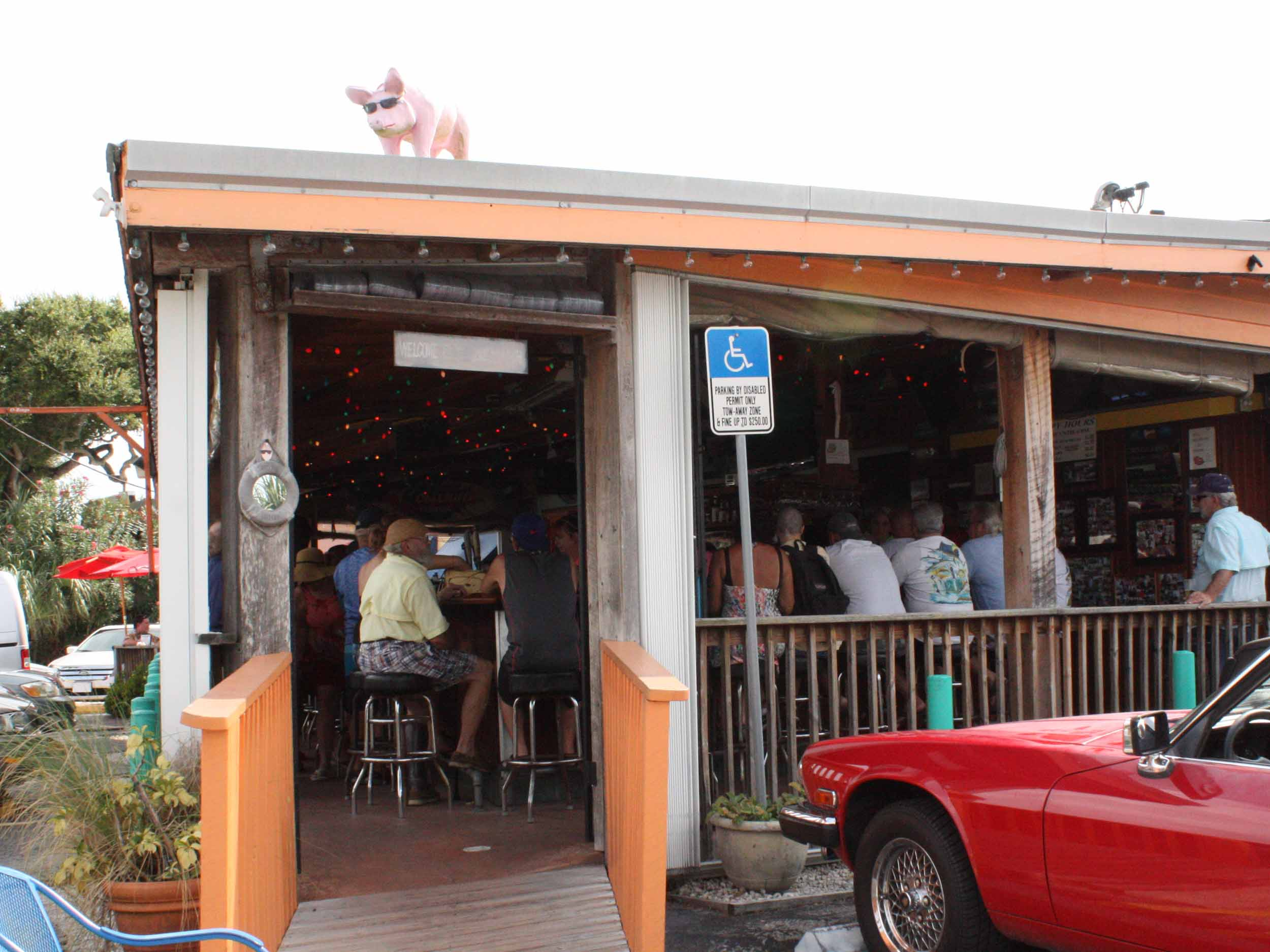 JD's Restaurant and Lounge Patio Bar