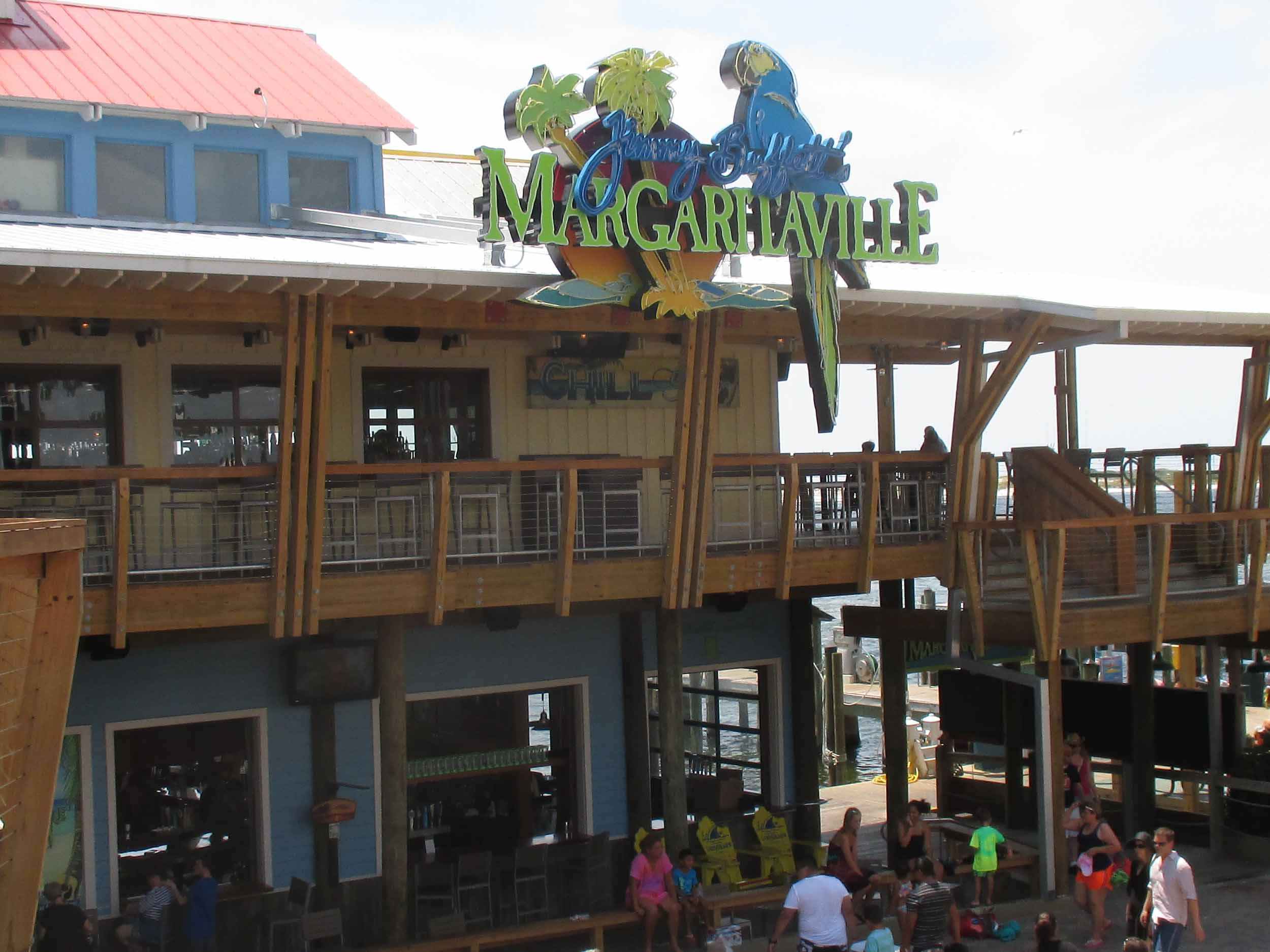 Jimmy Buffett's Margaritaville Patio