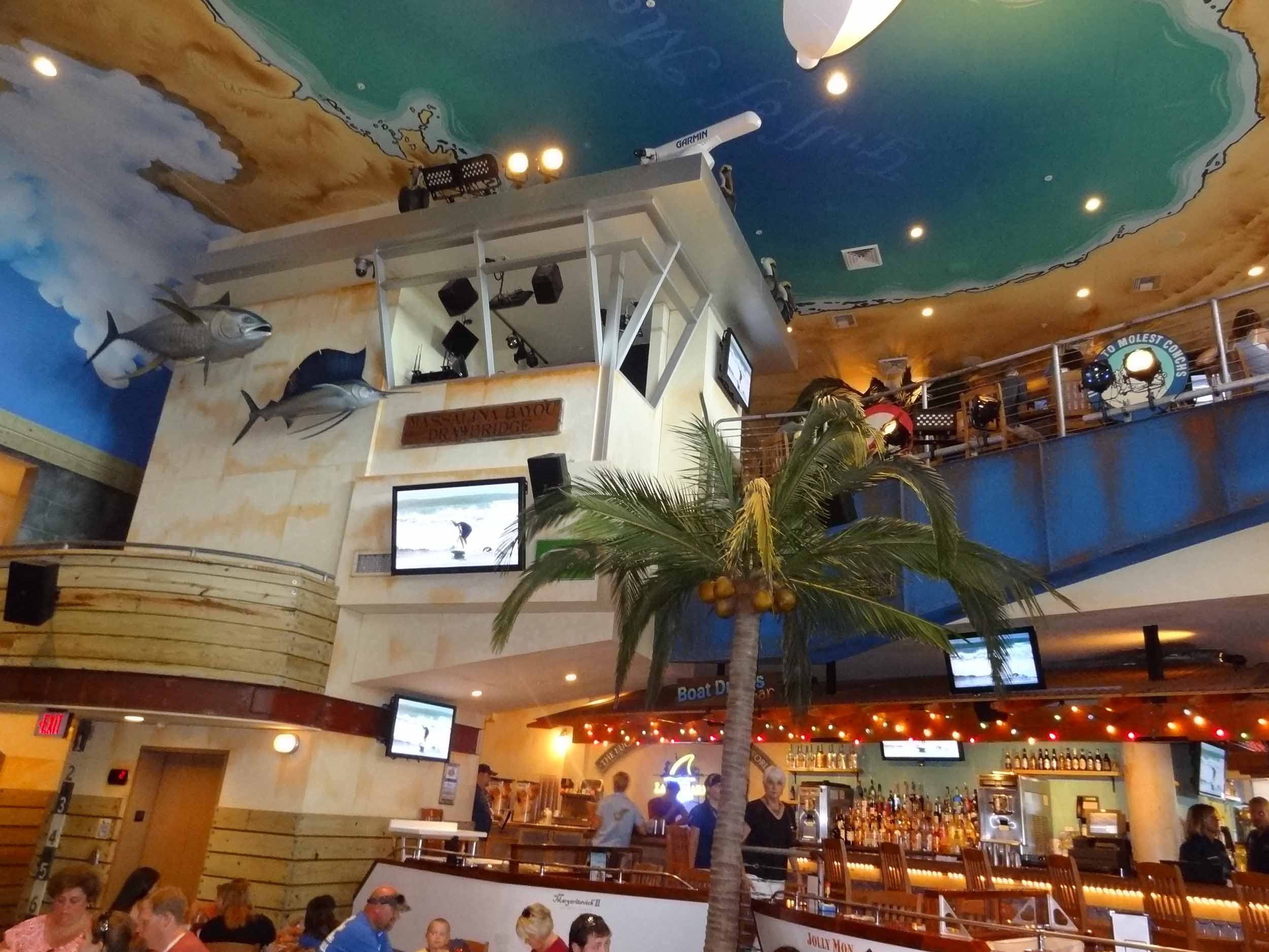 Jimmy Buffett's Margaritaville Decor
