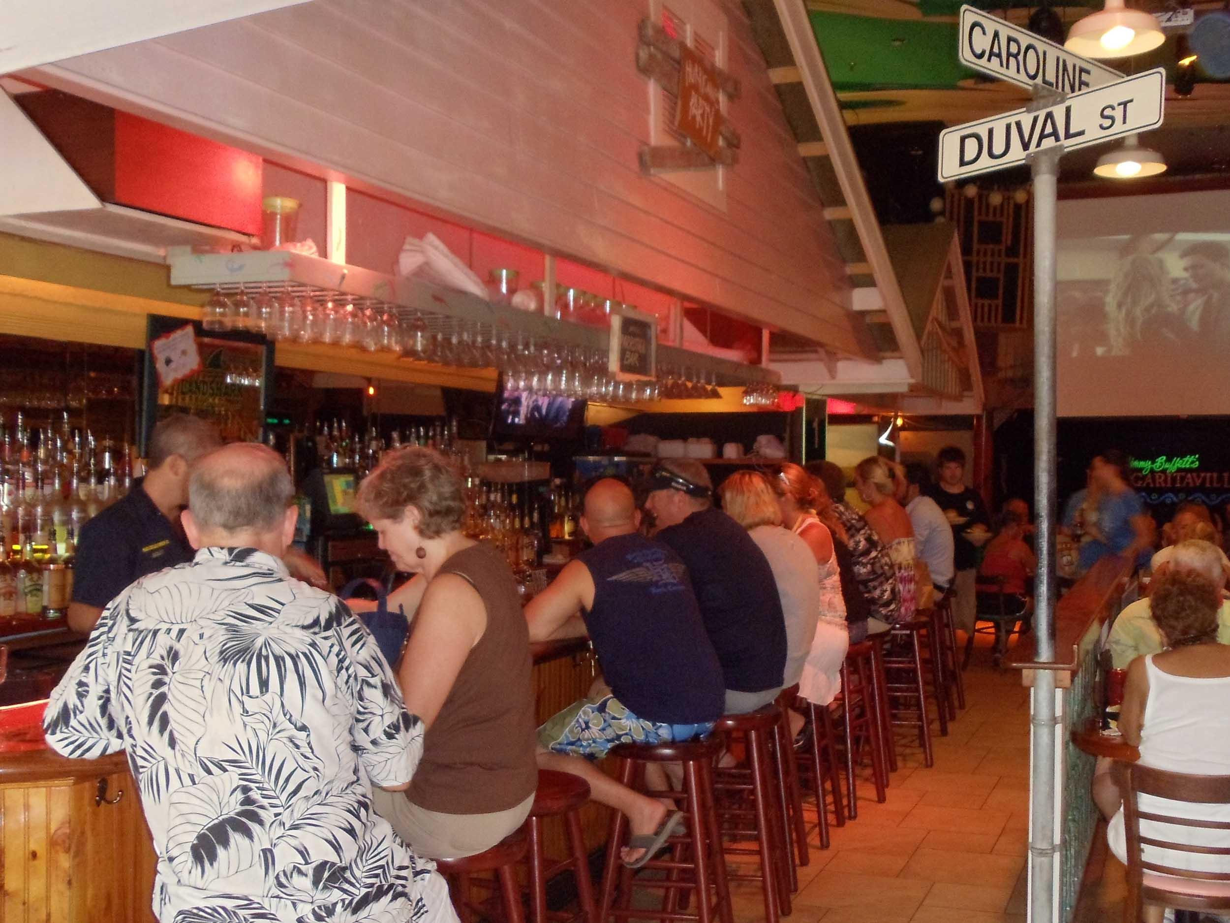 Jimmy Buffett's Margaritaville Cafe Bar