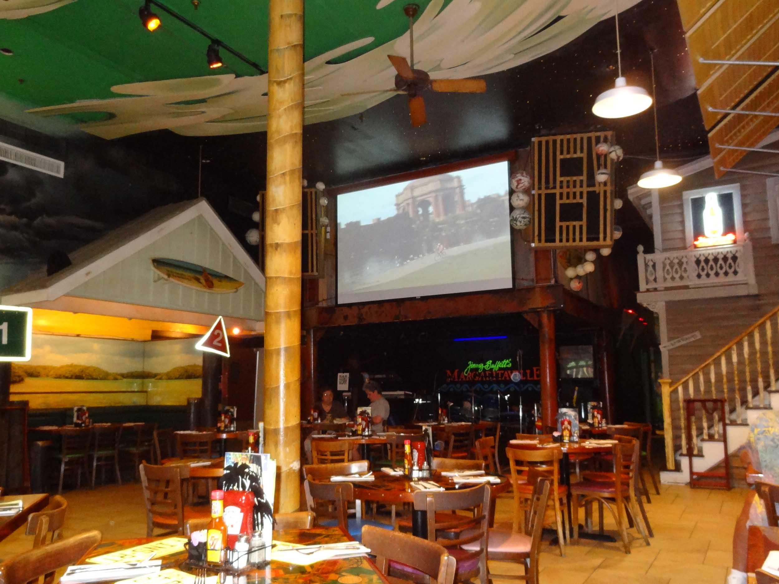 Jimmy Buffett's Margaritaville Cafe Interior