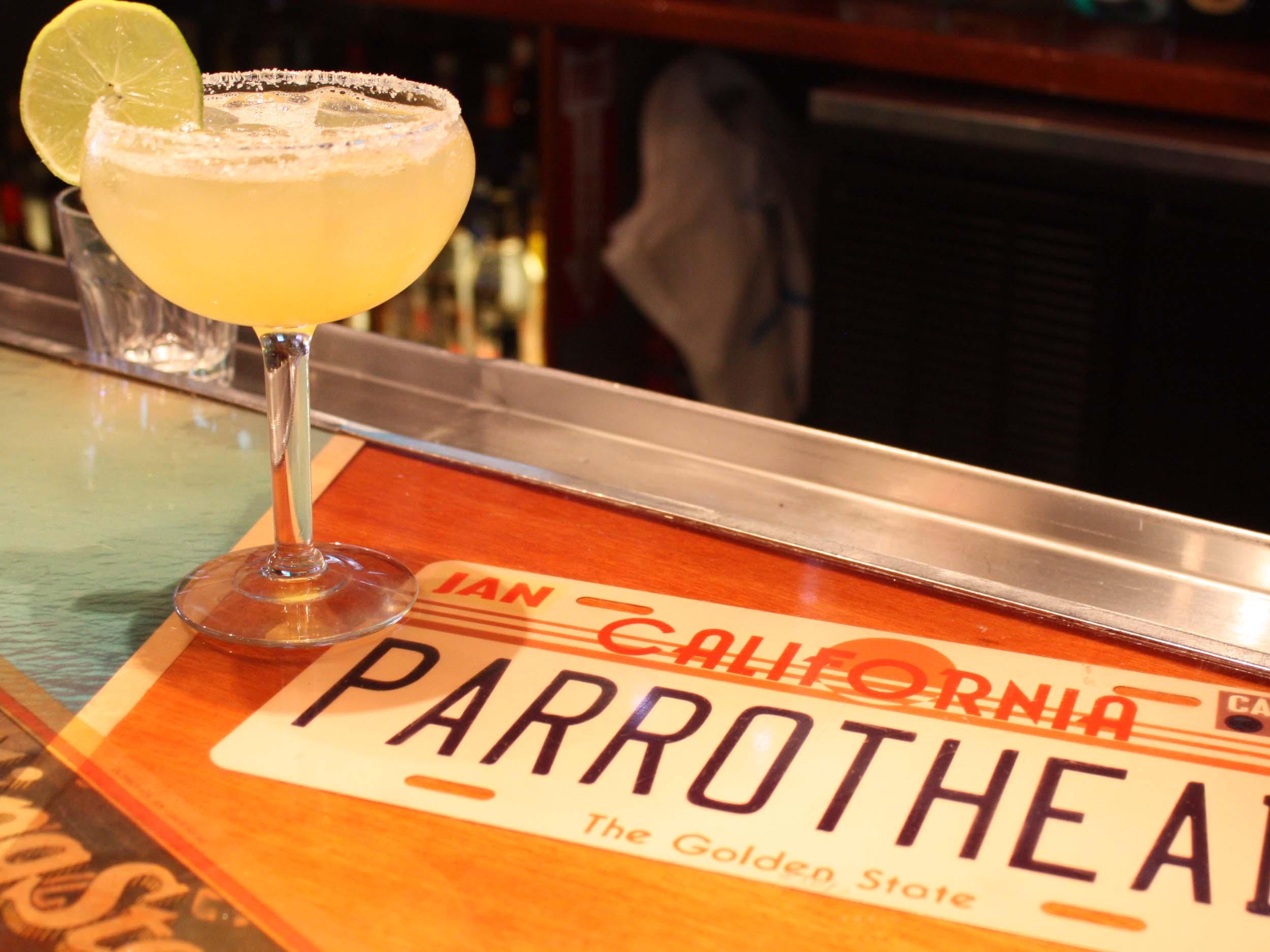 Jimmy Buffett's Margaritaville Parrothead Margarita