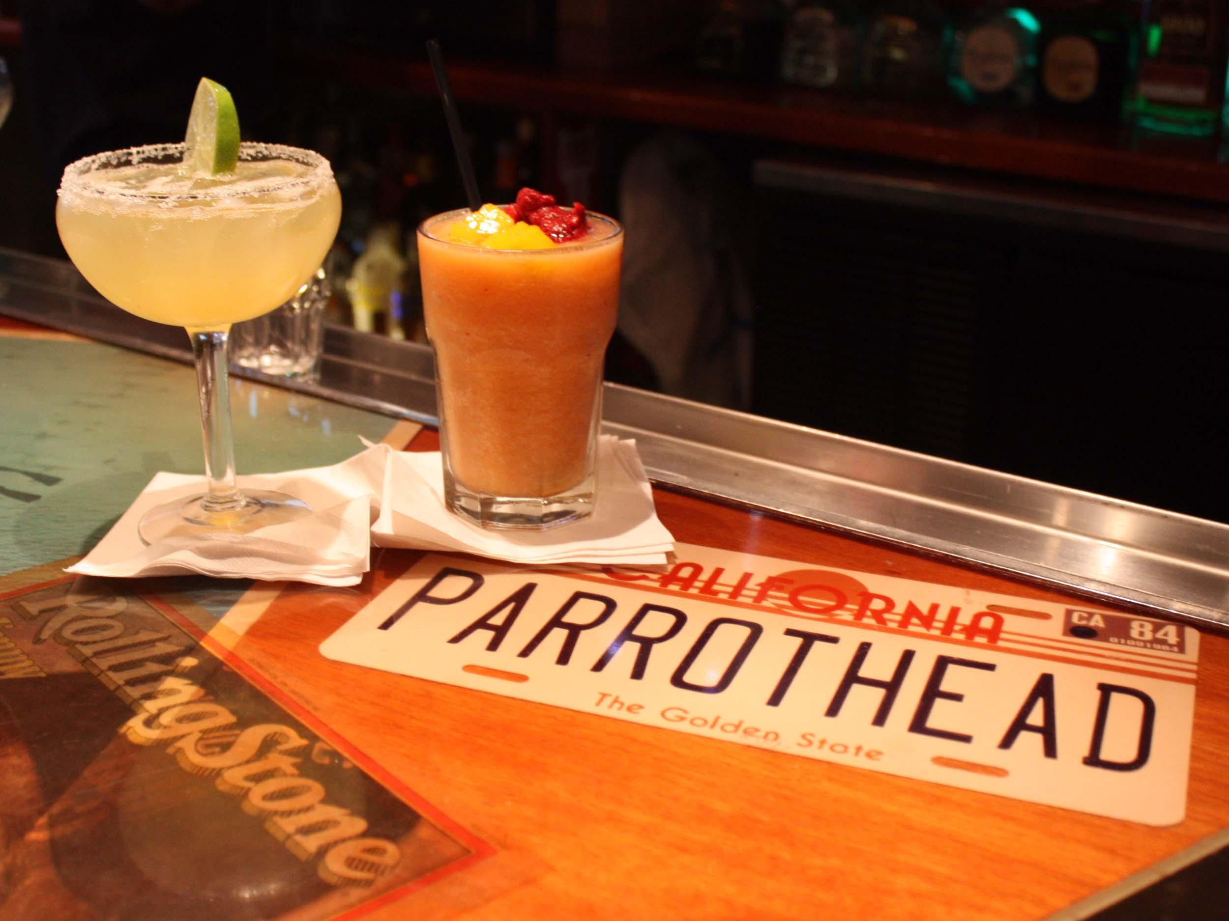 Jimmy Buffett's Margaritaville Boat Drinks