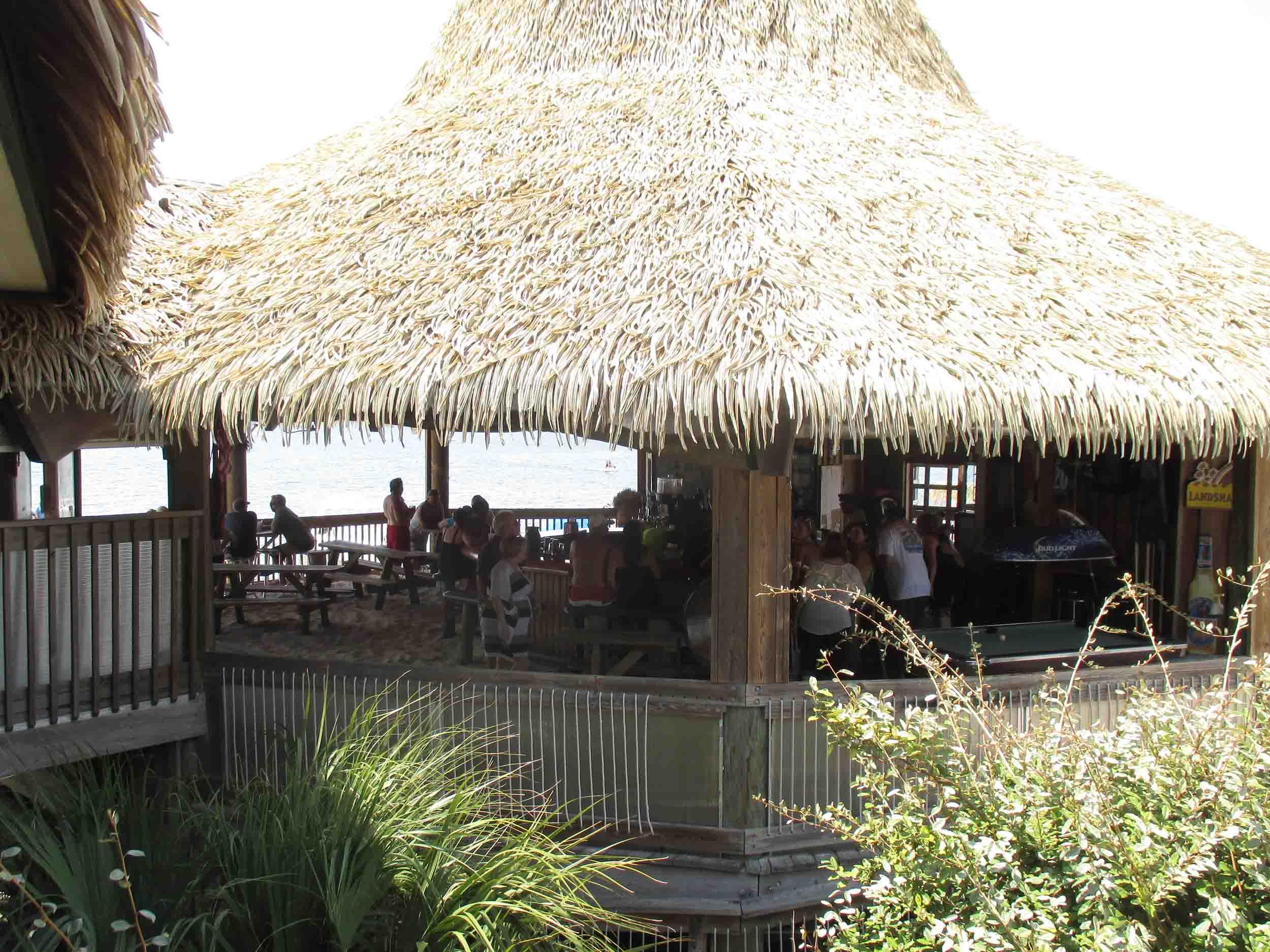 Juana's Pagodas Tiki Bar
