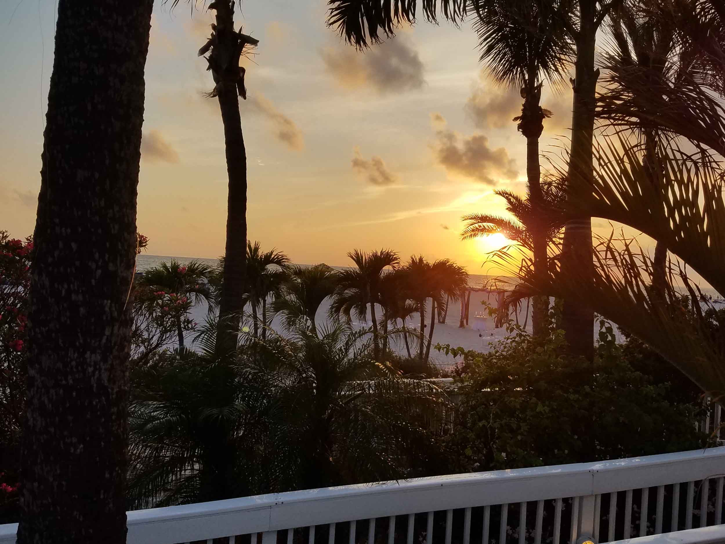 Bongos Sunset