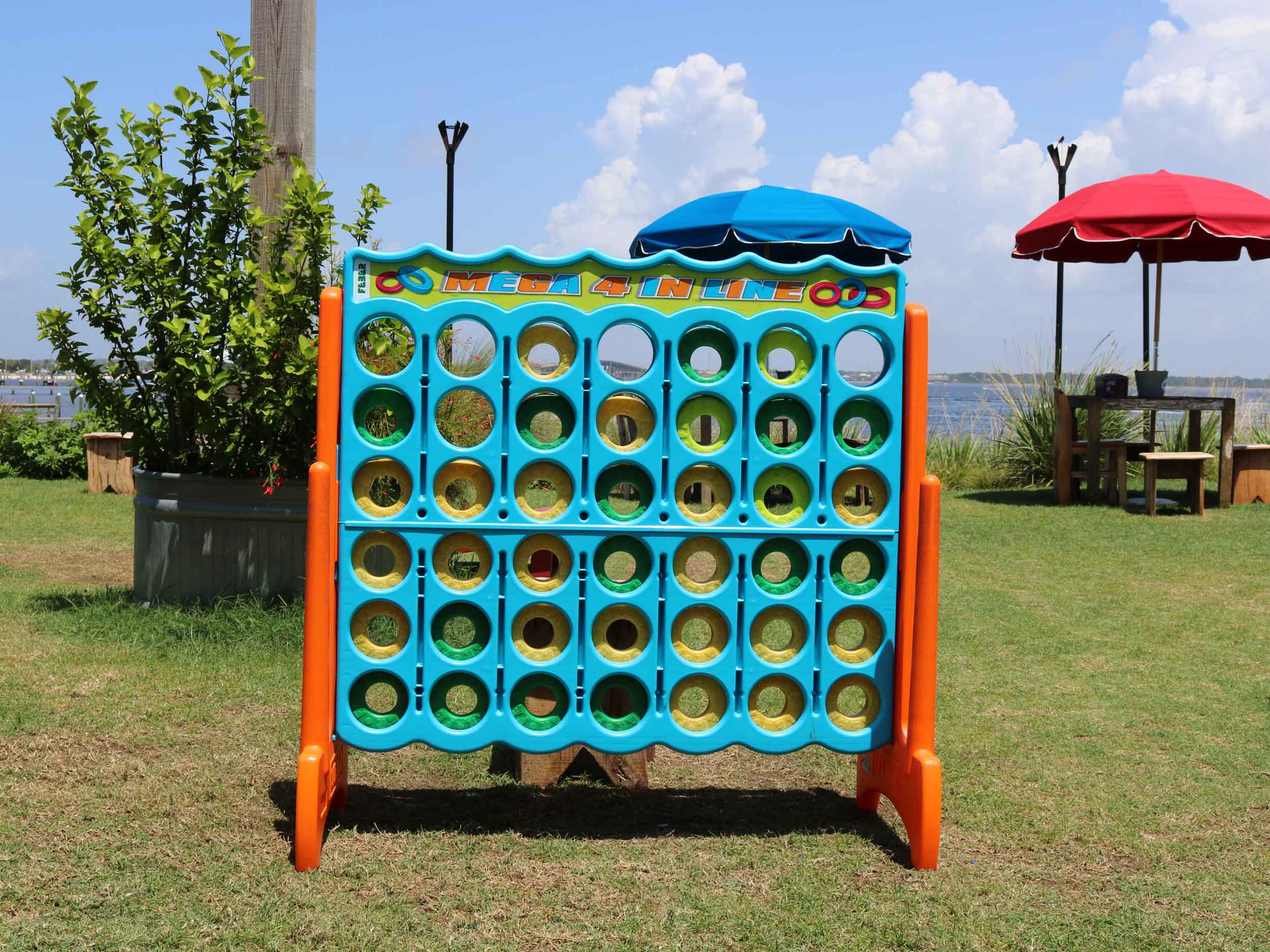 Red Fish Blue Fish Outdoor Games