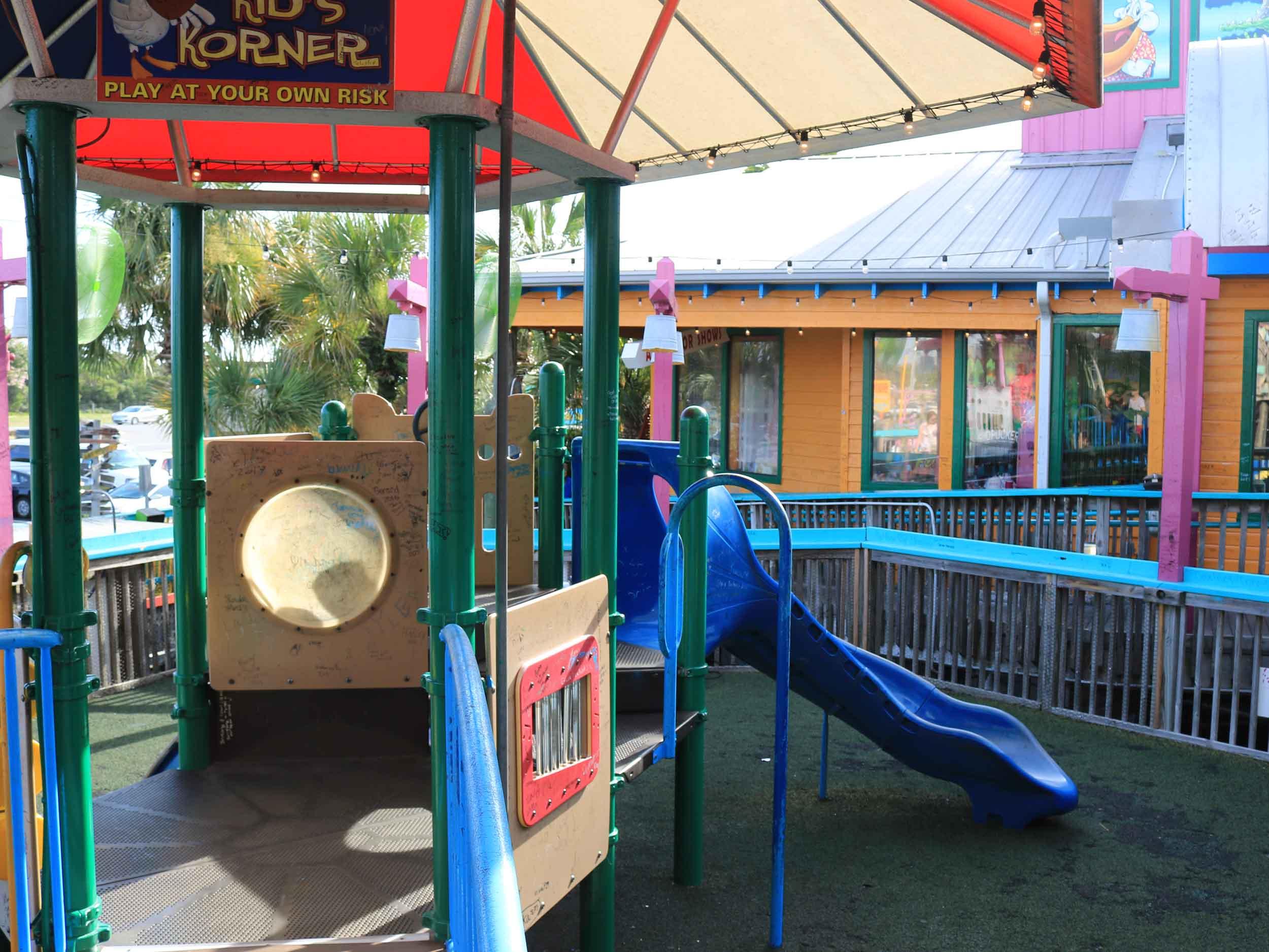 Fudpucker's Playground