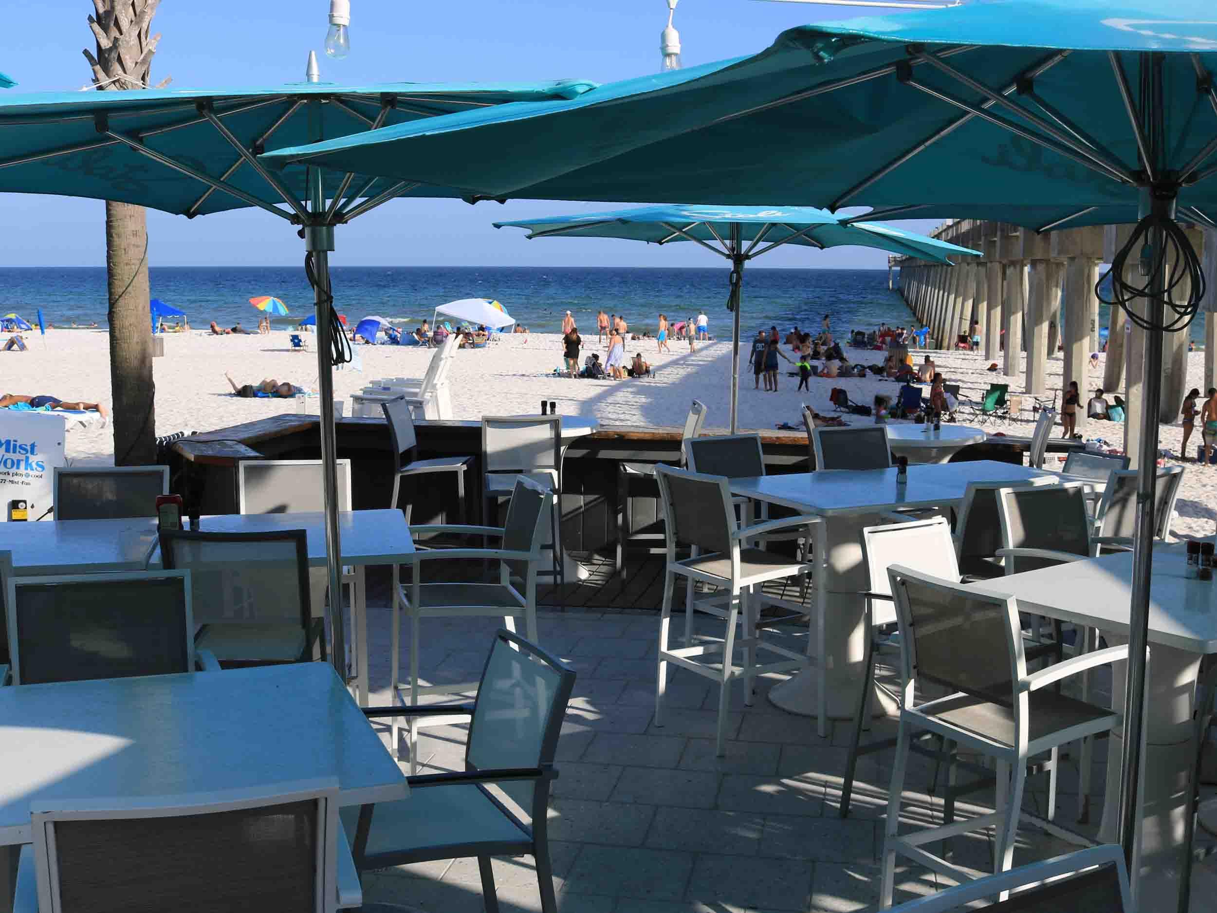 Casino Beach Bar View