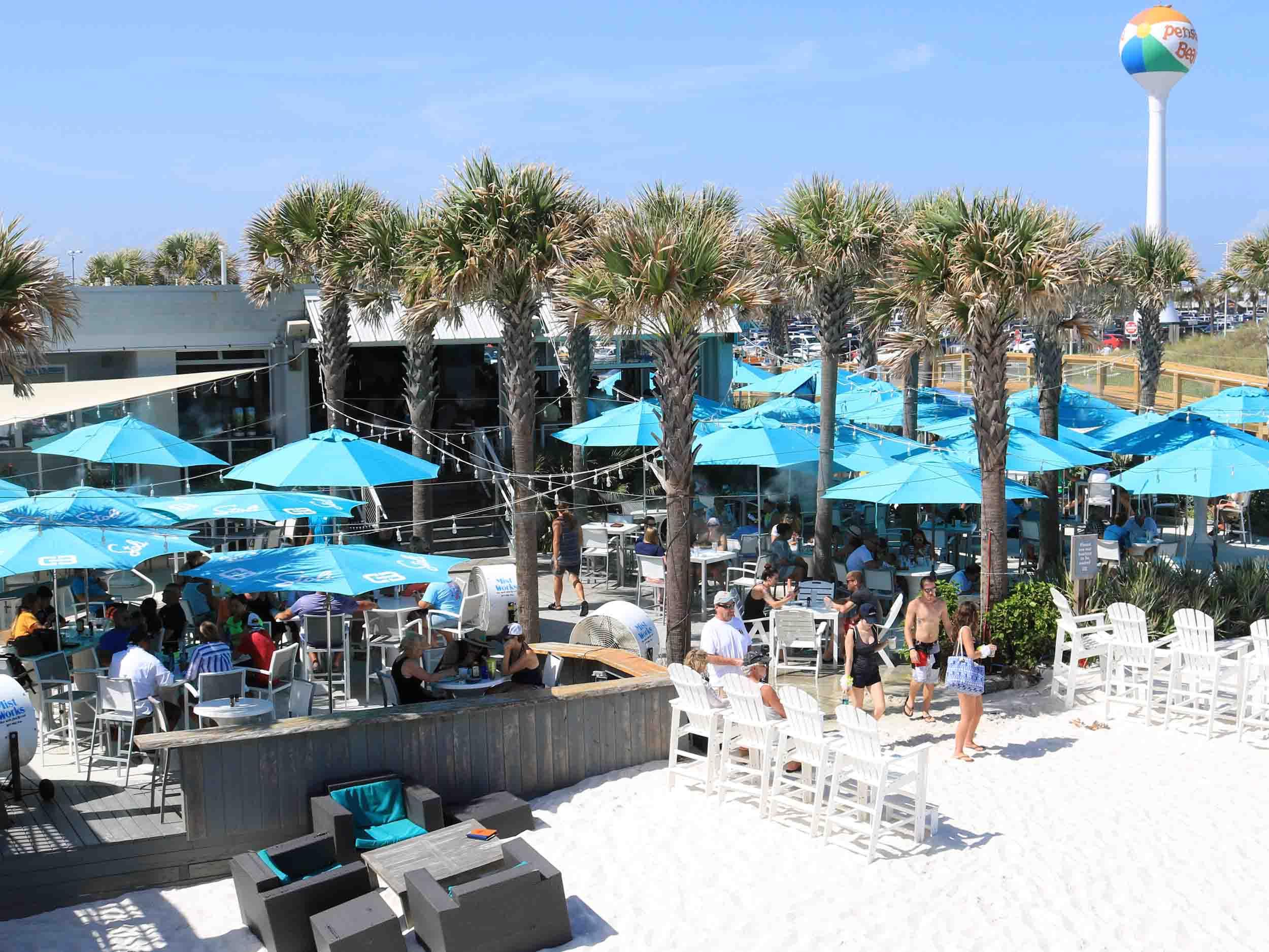 Casino Beach Bar Beach Side