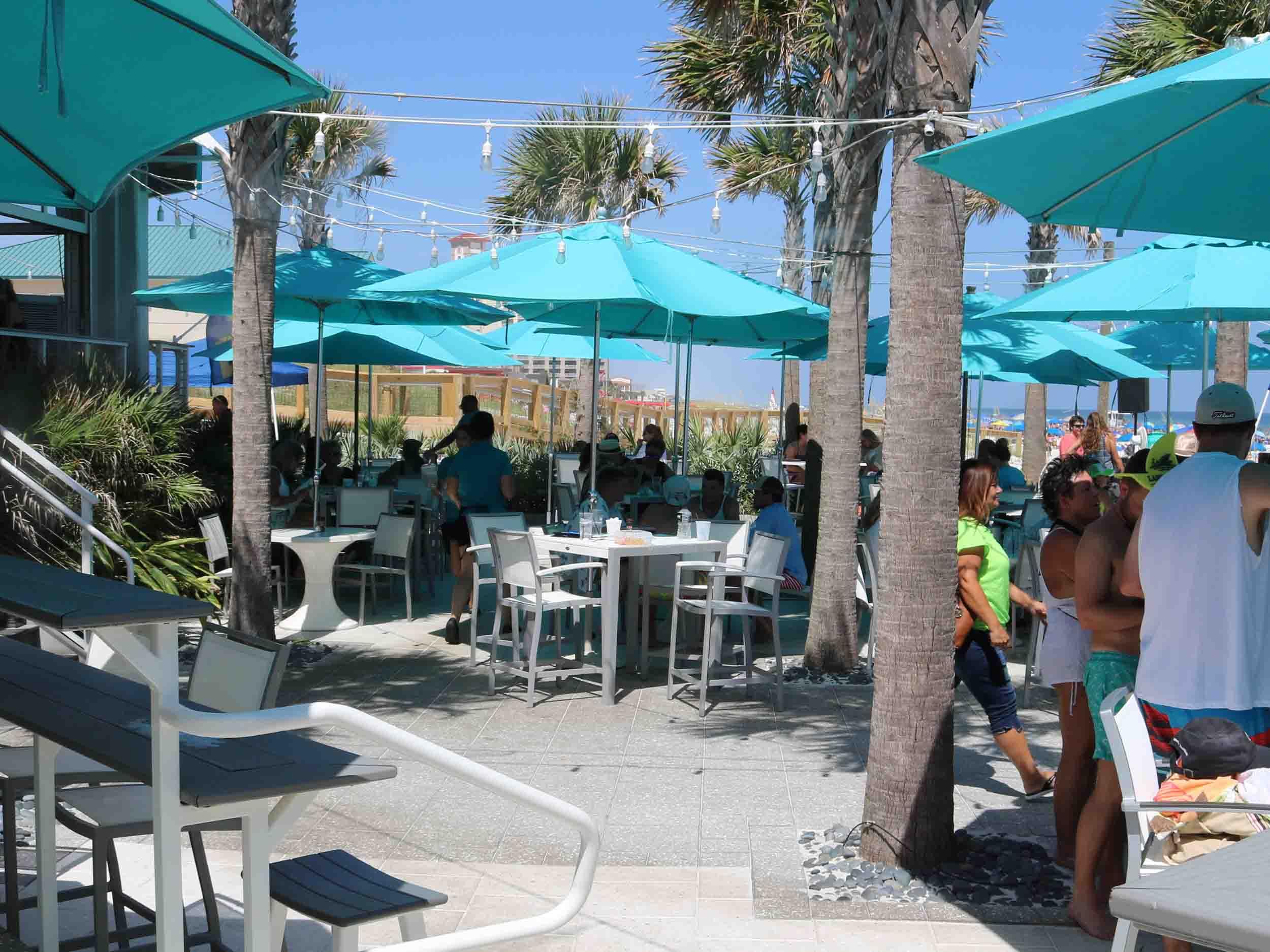 Casino Beach Bar Patio
