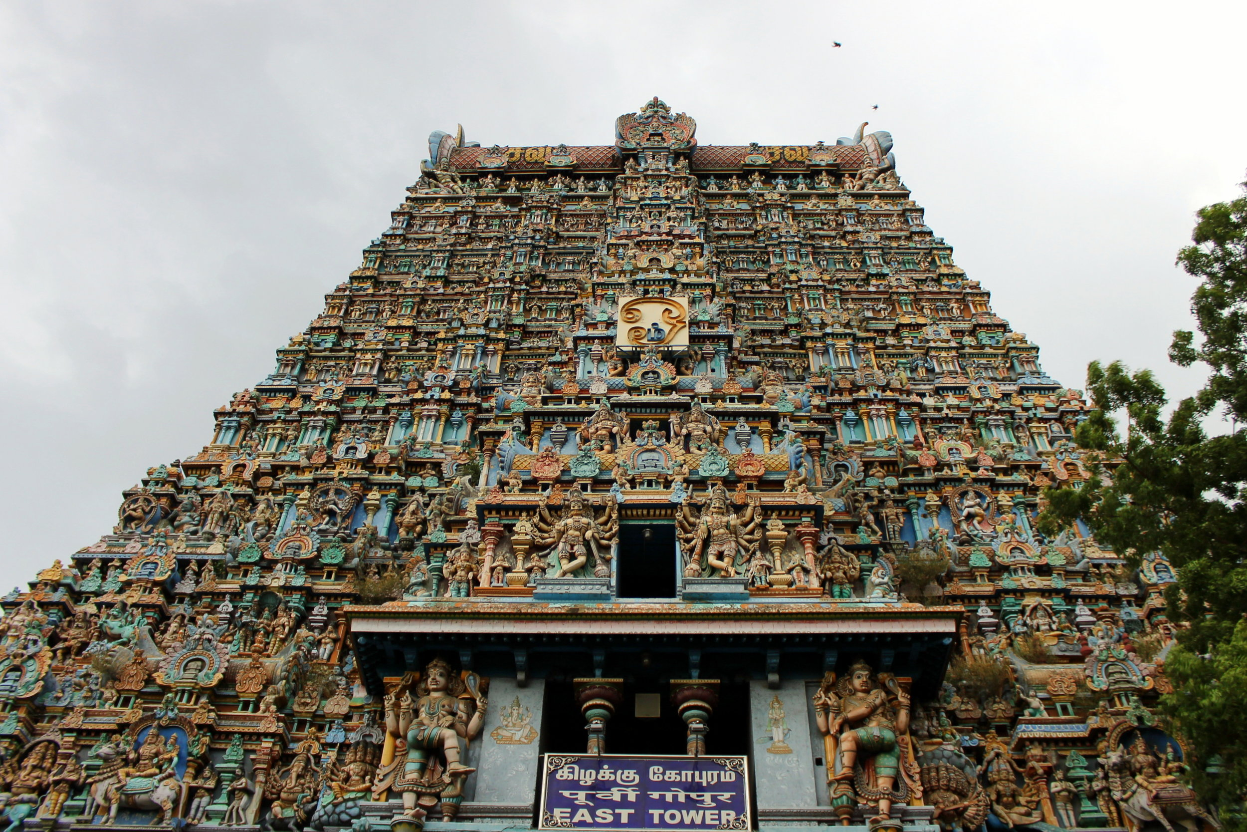 Meenakshi temple, Madurai, India