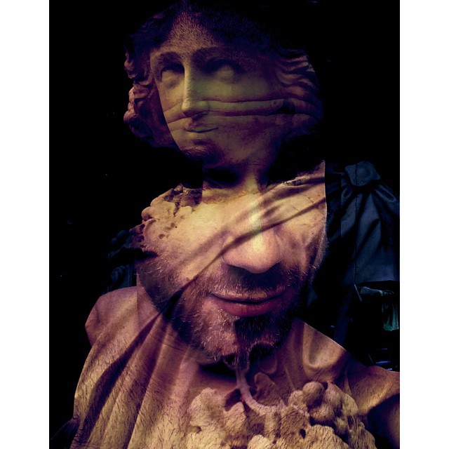 Playing around with #enlight #multipleexposure #photomanipulation #composite