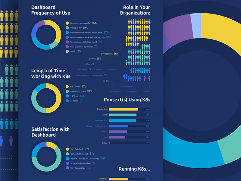 Infographic of survey results