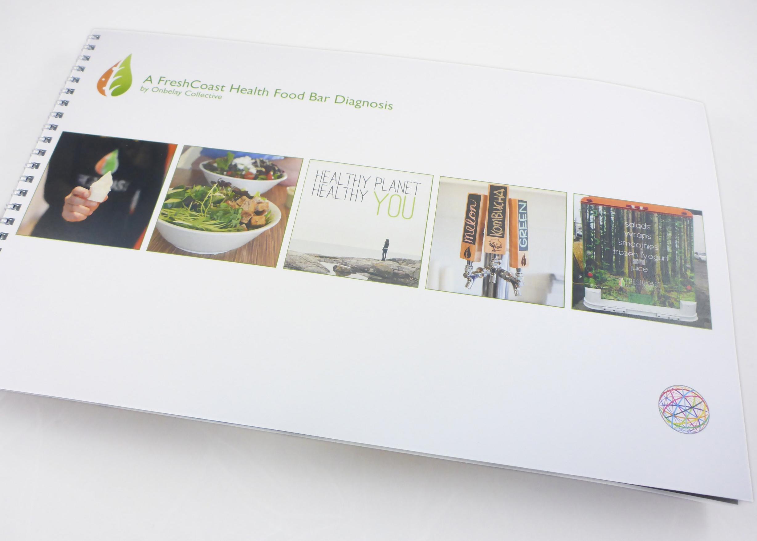 FreshCoast Health Food Bar Diagnosis
