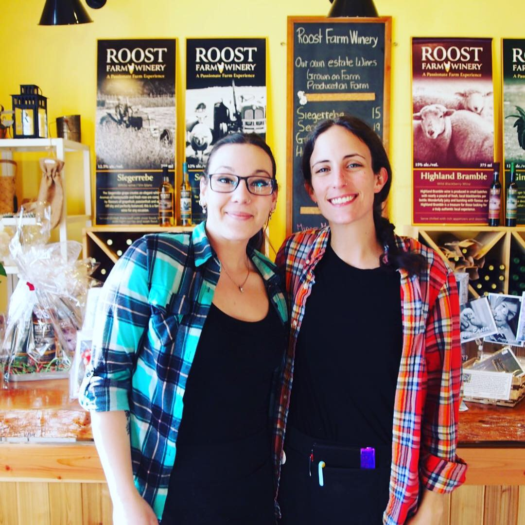 The Roost Vineyard Bistro, Farm Bakery & Winery