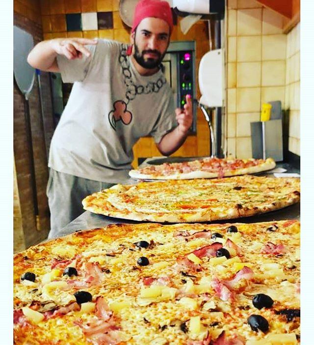 Hoje o jantar será pizza!!! Sempre Tradizionale ... 🇮🇹🇮🇹🇮🇹 #mrpizzapt #mrpizza #pizza #pizzas