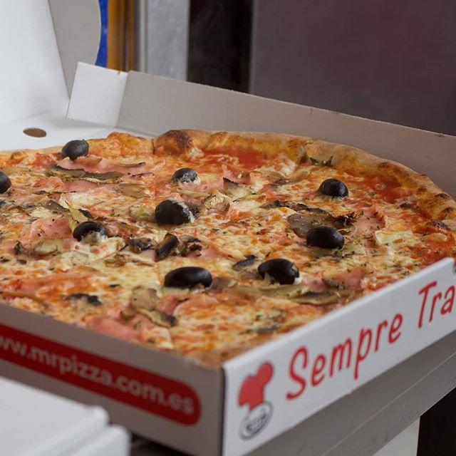 Pizzas Verdadeiramente Italianas!!! #mrpizzapt #mrpizza #pizza #pizzas