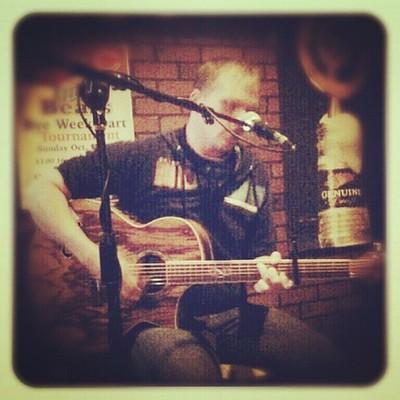 "Miss Kitty's Saloon ""Acoustic Night"" - Naperville, IL - 10.16.2012.jpg"