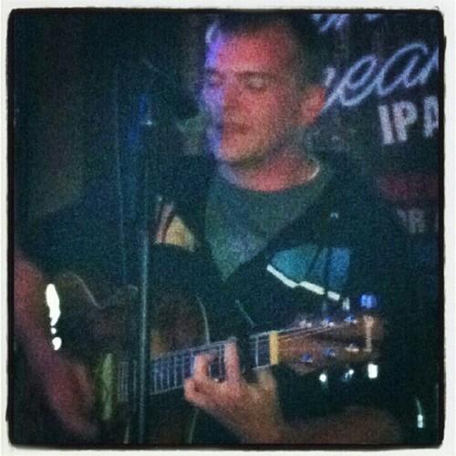Uncle Mike's Top Shelf Pub's open mic night - 9.12.2012.jpg