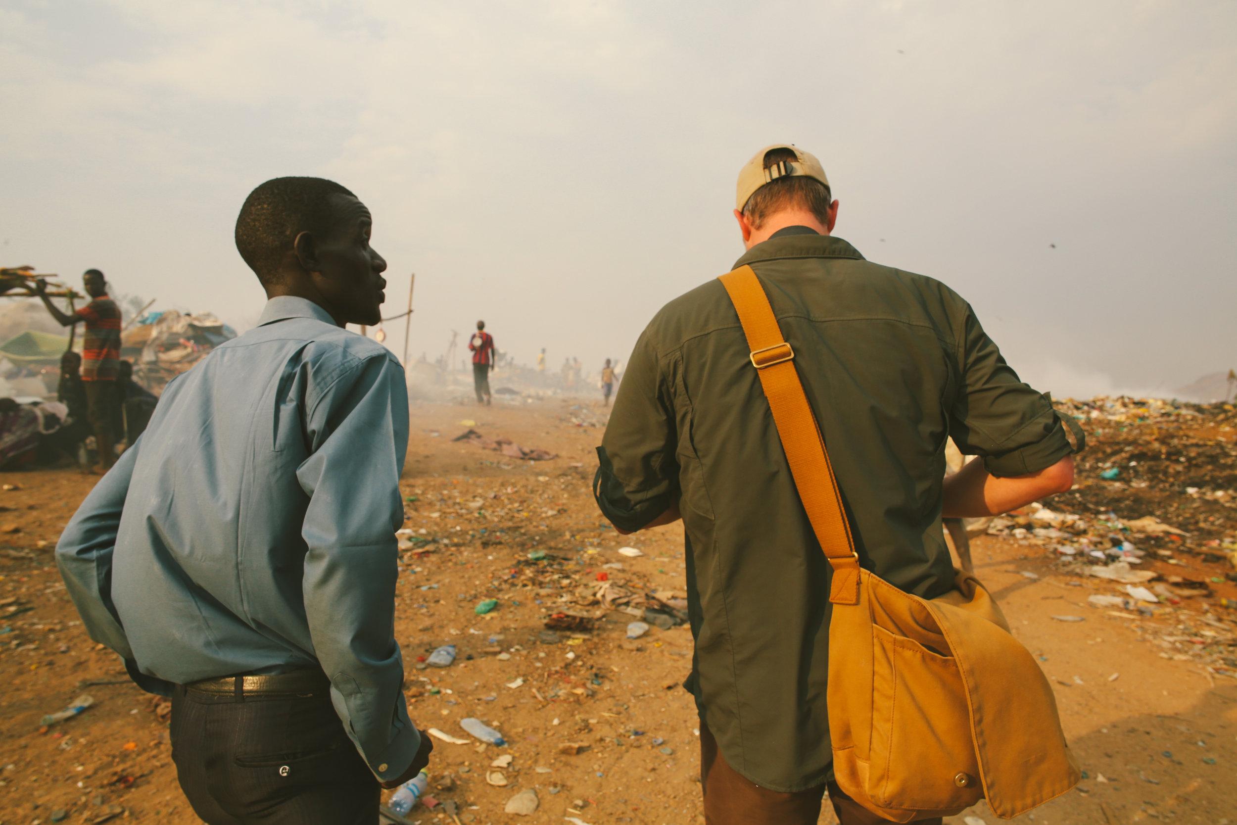 Juba, South Sudan - March 2016.