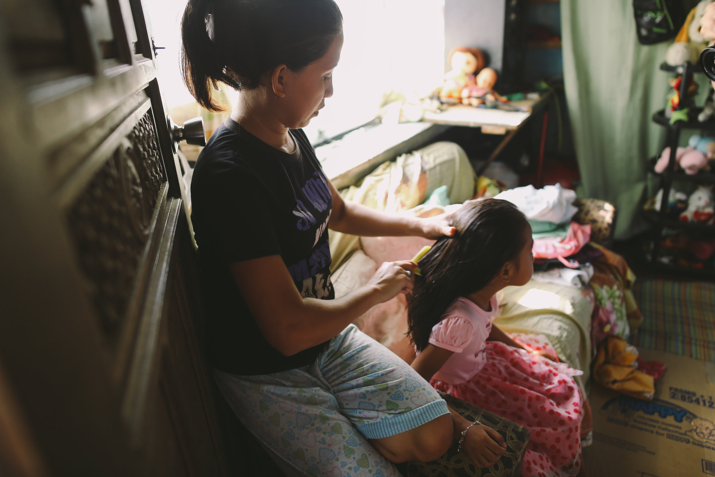 Antipolo, Philippines - June 2016.
