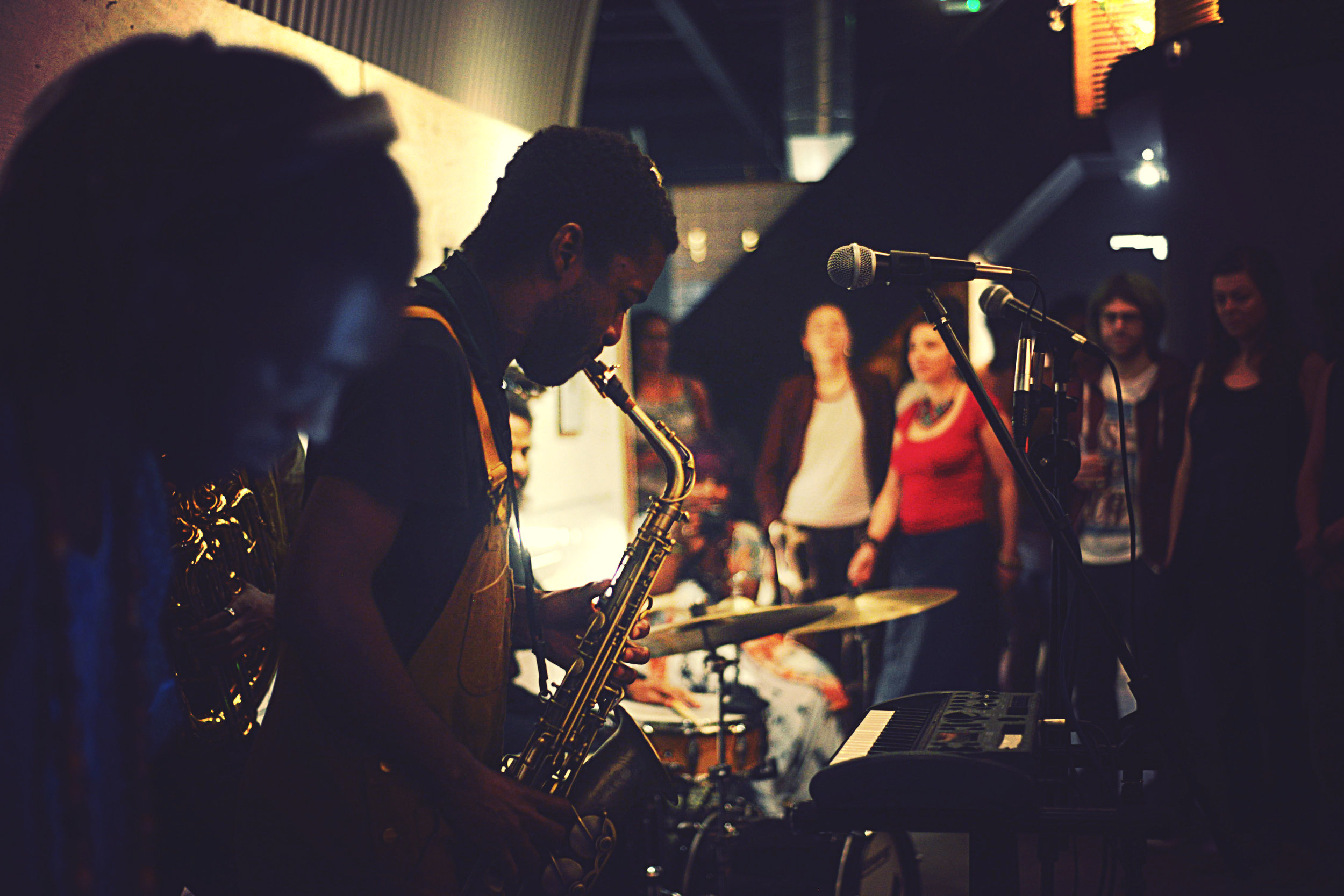 WEDNESDAYS: LIVE MUSIC - What started out as a small weekly jam session, Wednesdays at Buster Mantis have grown into some of London's most compelling jazz nights, featuring some of the brightest new talents from British jazz.