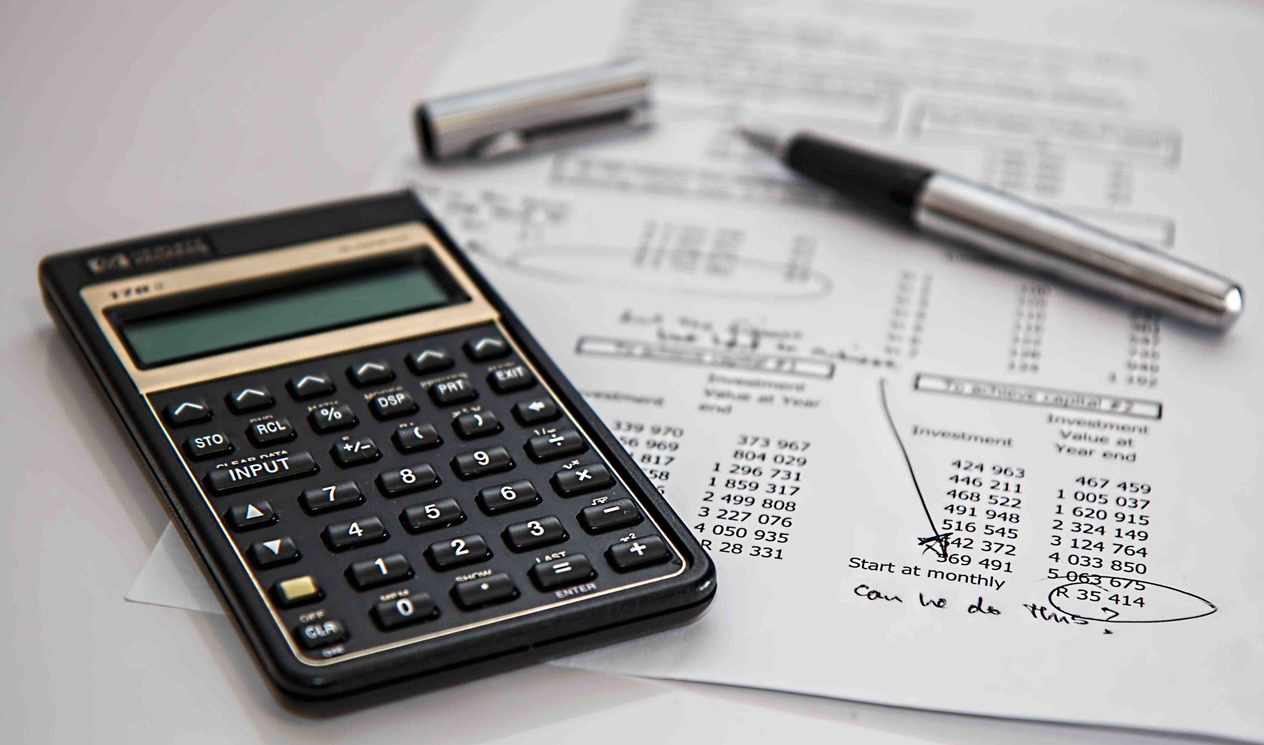 Personal Financial Statement (PFS)