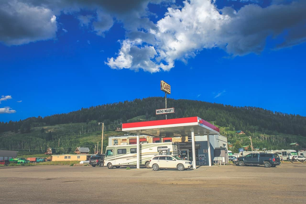 Gas Station Loans — Commercial Real Estate Loans, Inc