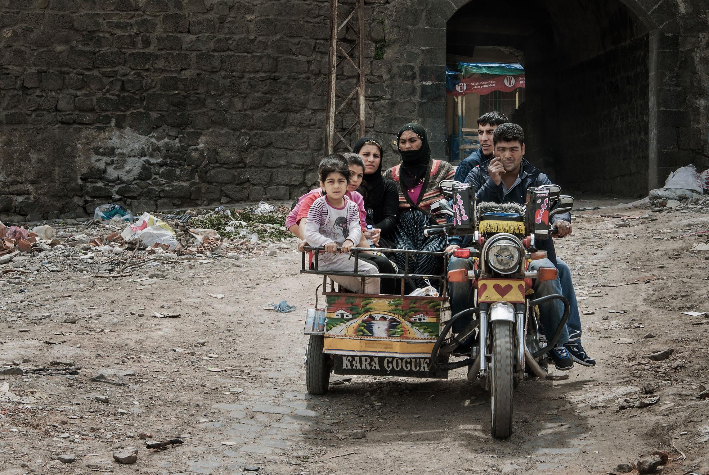 Diyarbakir, 2013