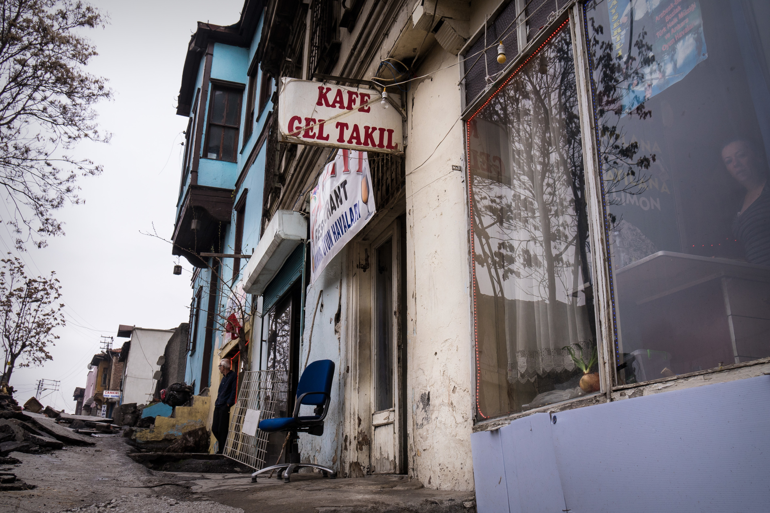 Ankara, Ulus, 2016
