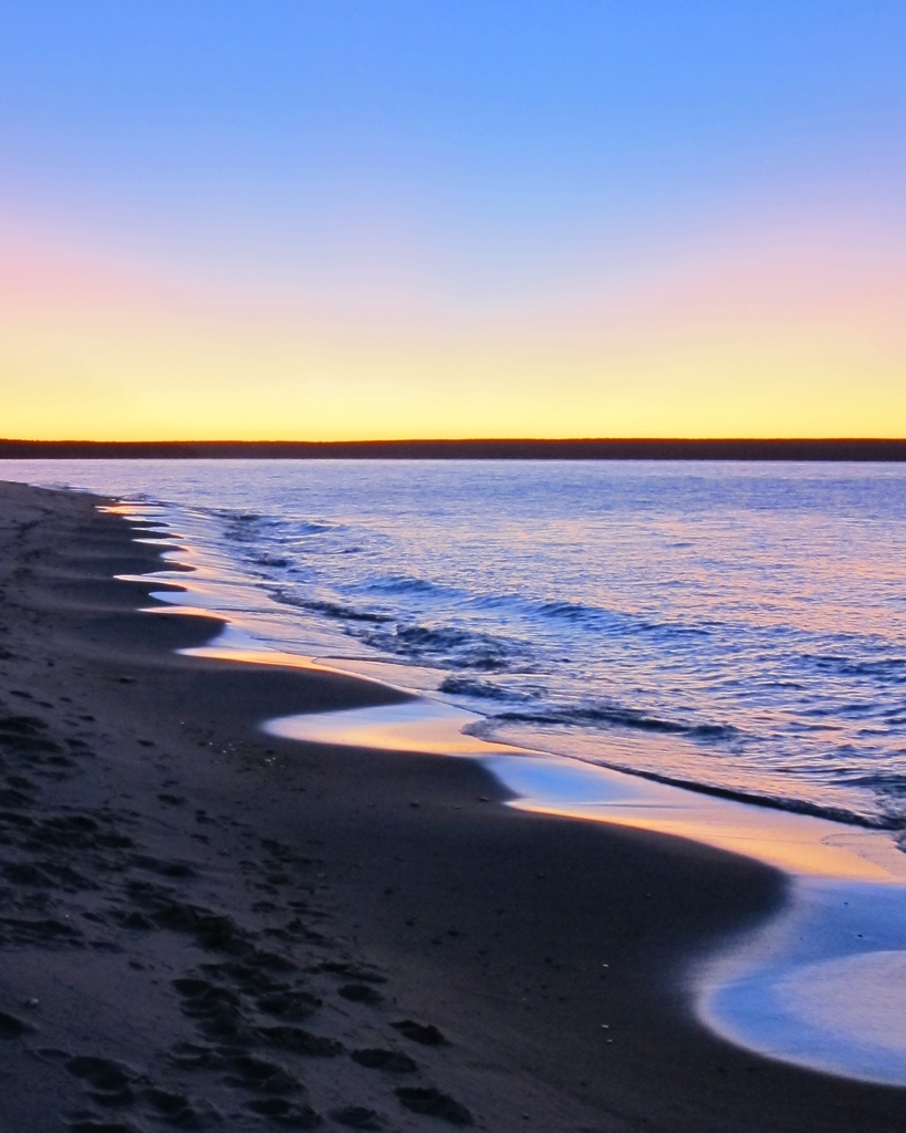 Miners Beach Sunset