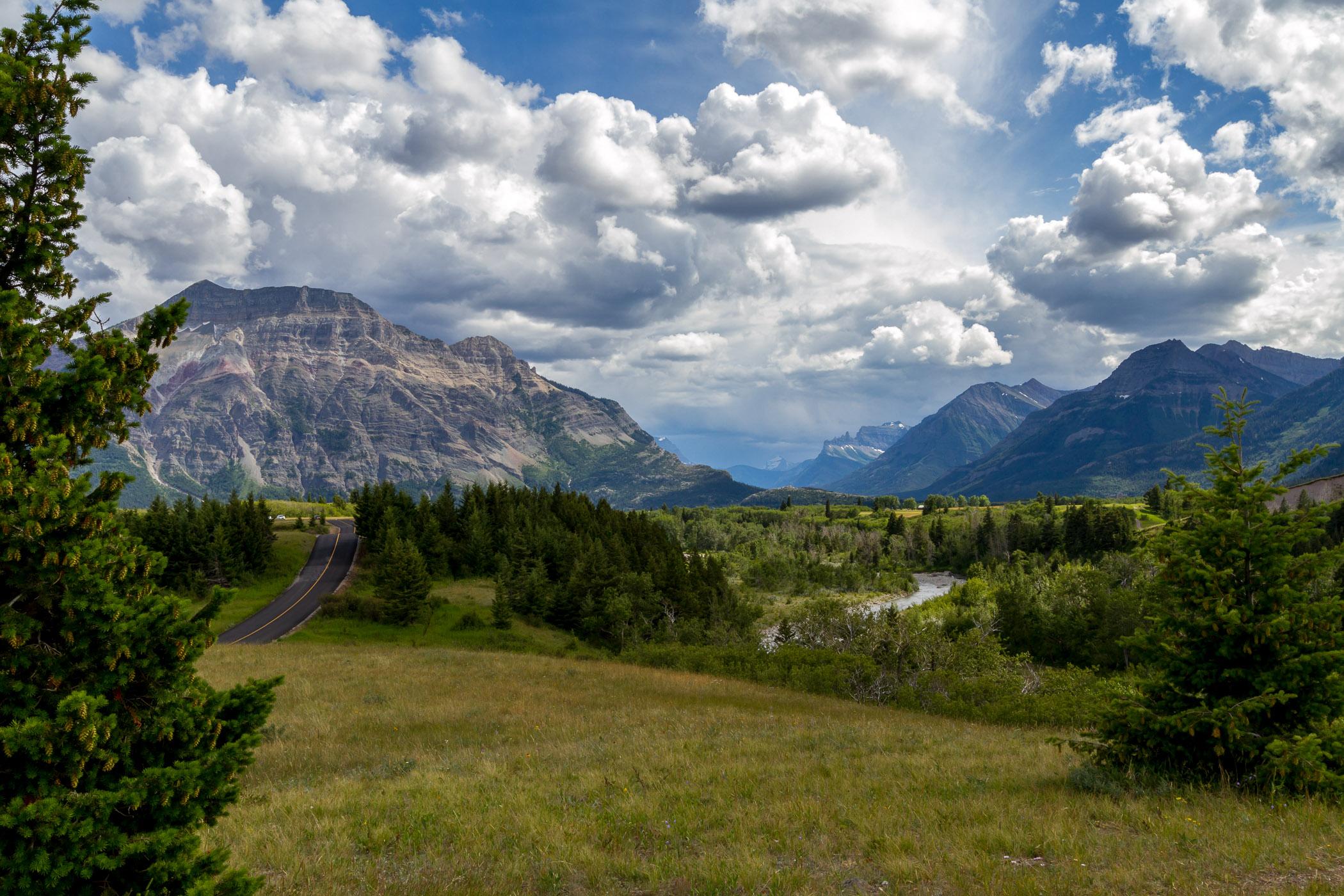 Waterton Lakes NP Canada