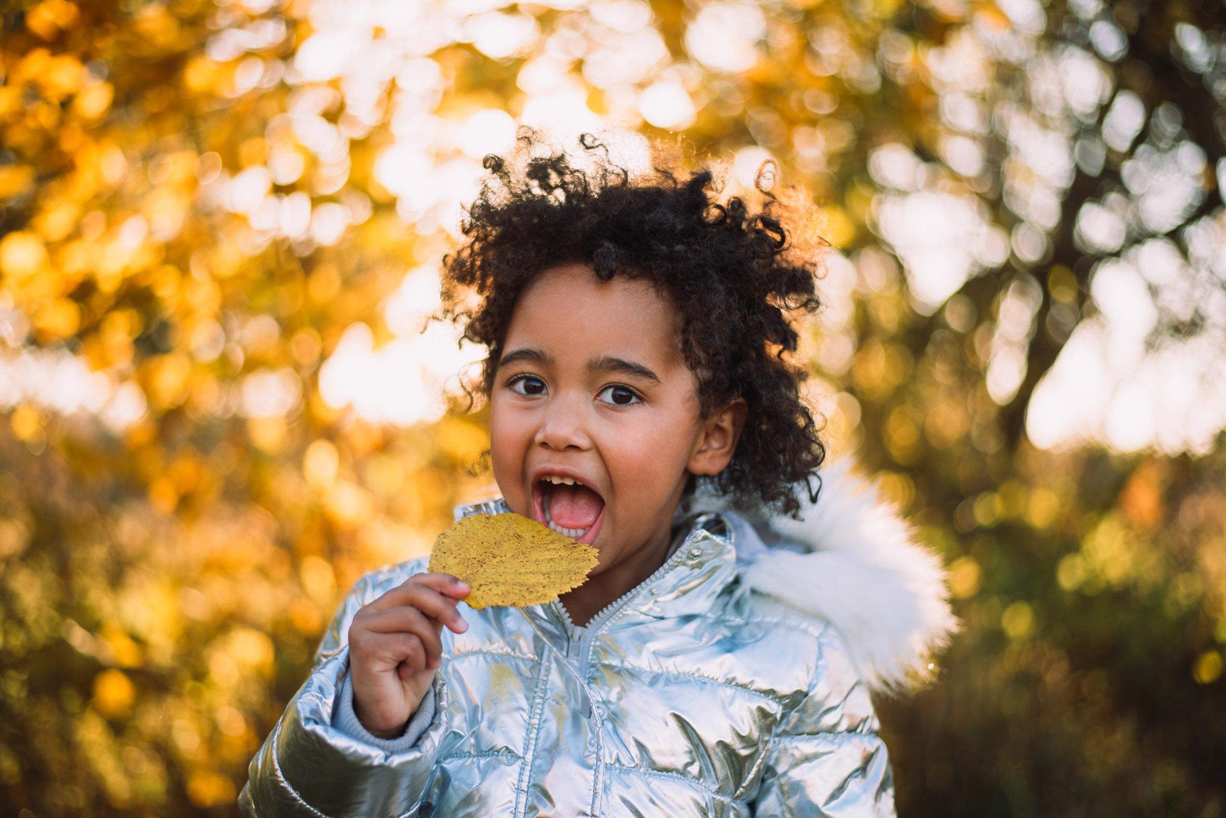 Barnporträtt i Linköping