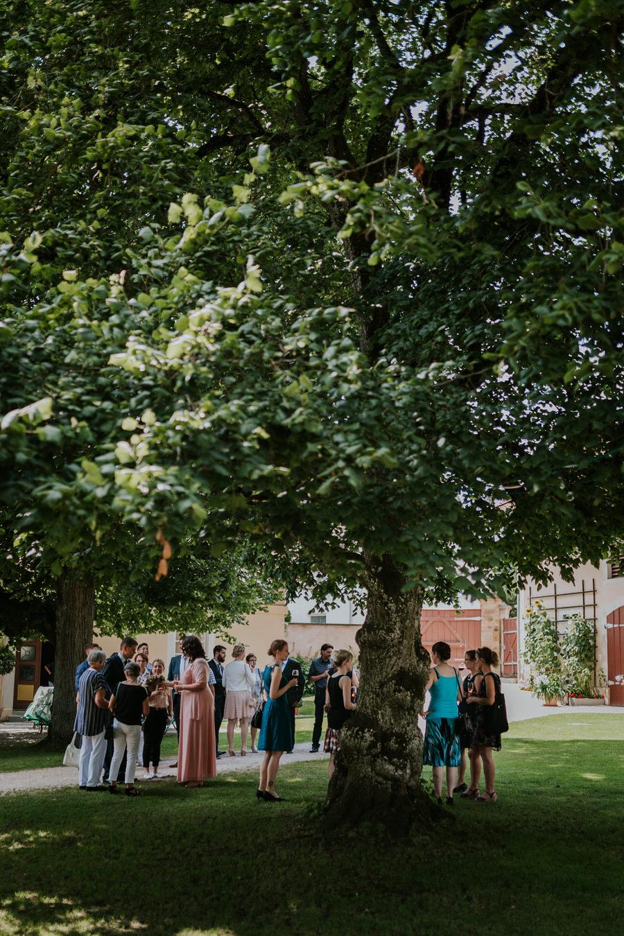 Hochzeit am Schloss Fachsenfeld