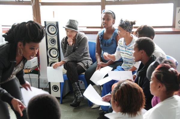 Upliftment in Arts Workshop - Ubuntu - Capetown, South Africa