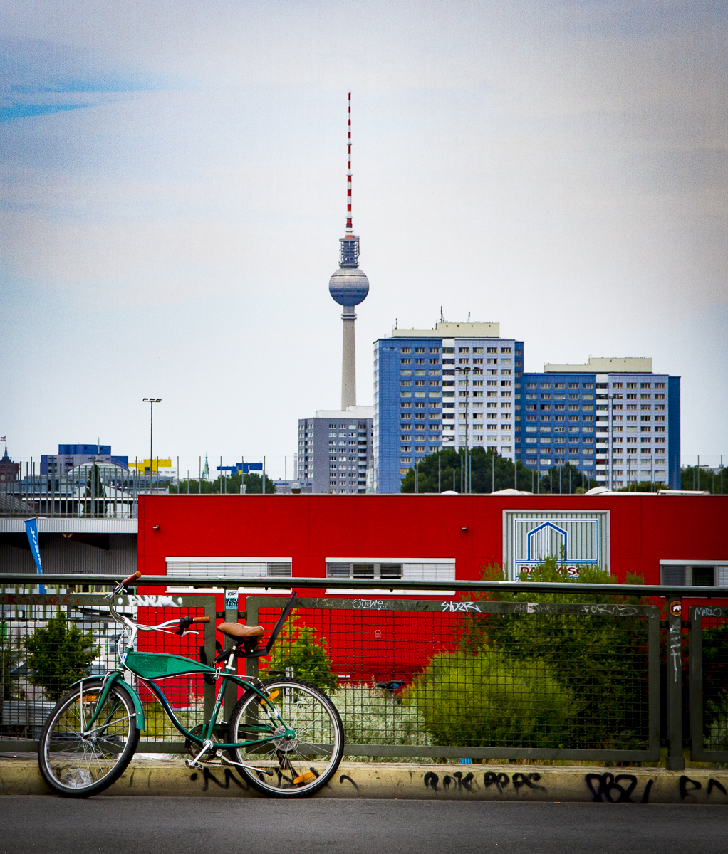 TV Tower- Berlin