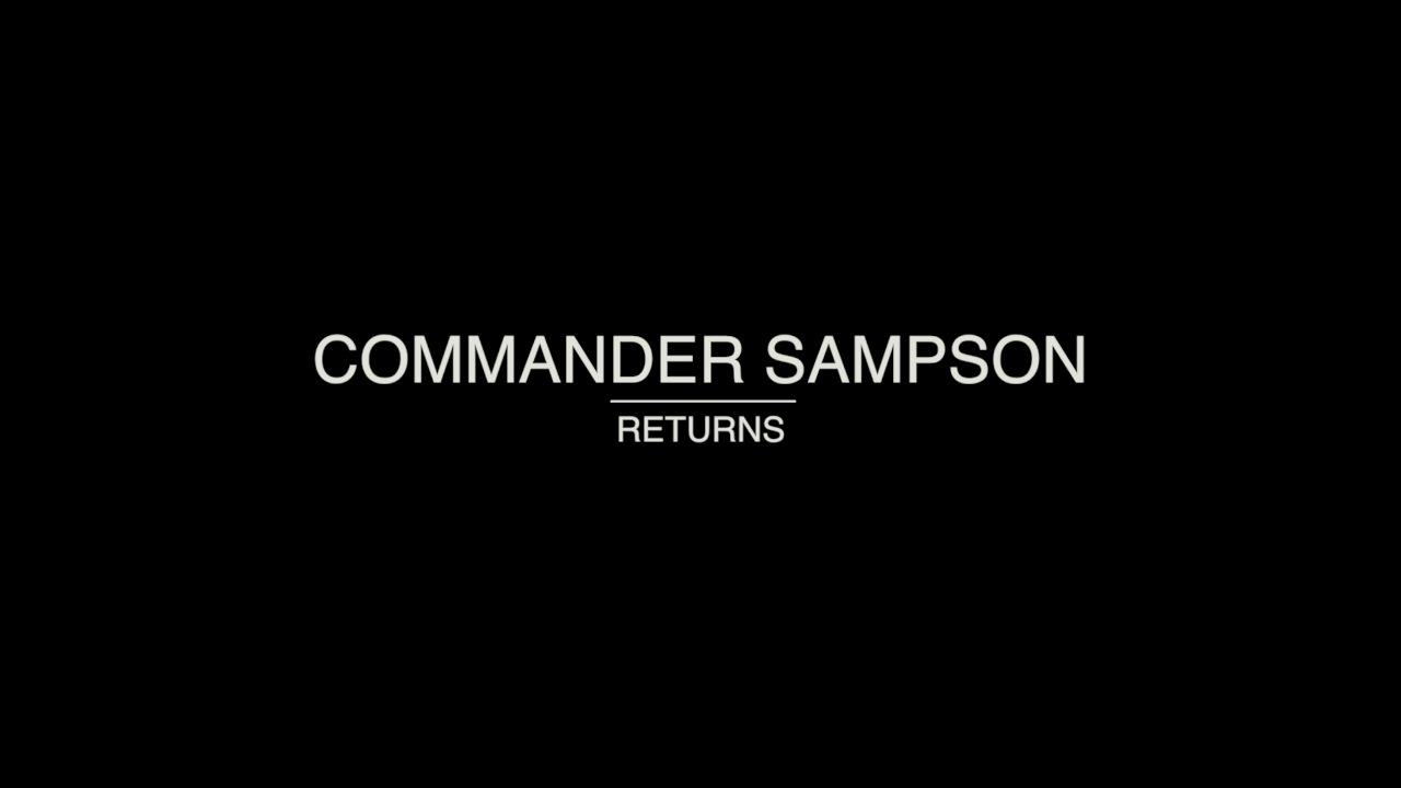 Commander Sampson Returns Teaser Trailer