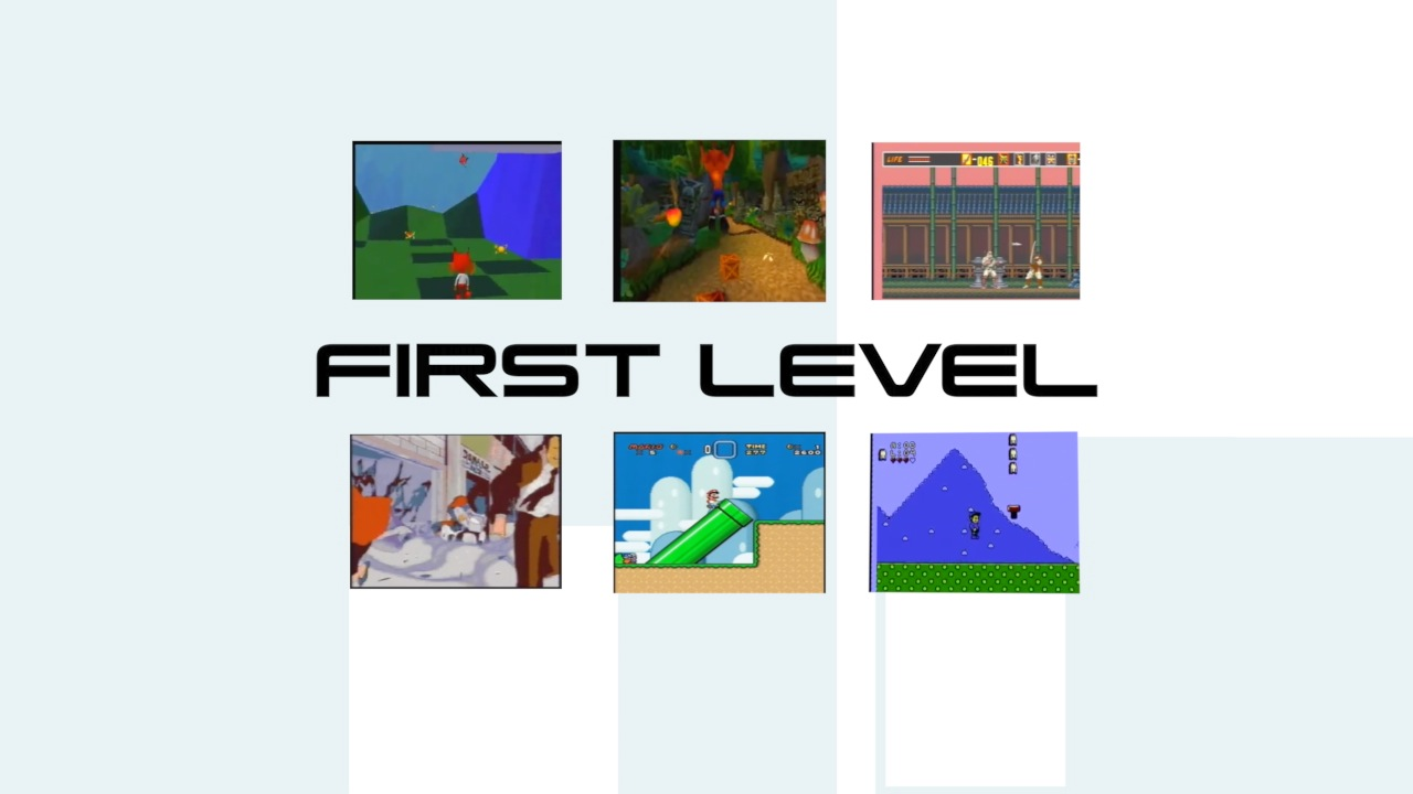 Hook NES First Level2
