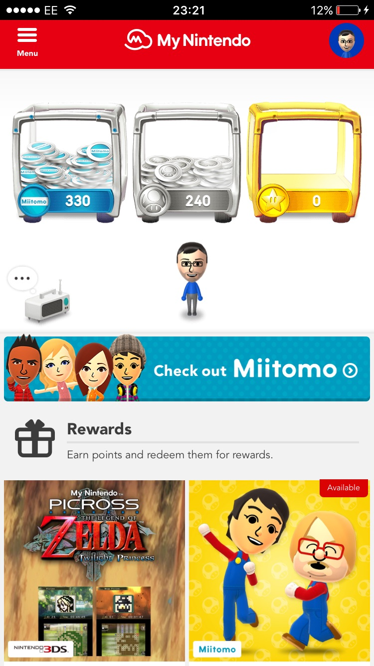 Zelda Picross is the stand out reward currently