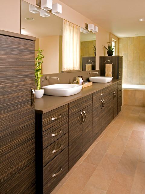Vessel And Cabinet Bathroom Vanities