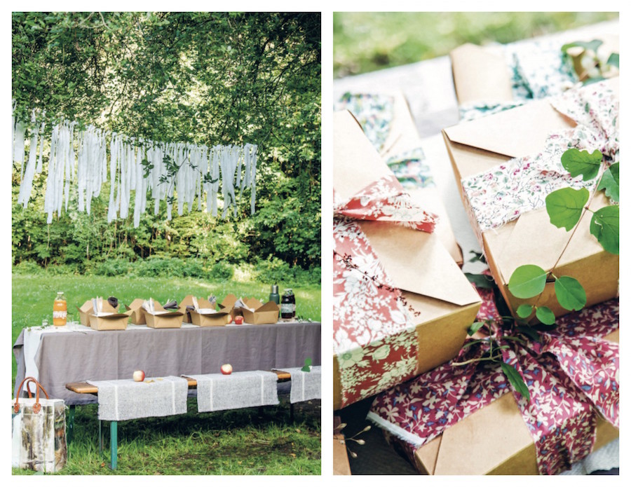 Decorate for a Party by Holly Becker + Leslie Shewring
