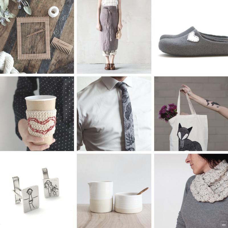 Handmade Gift Guide 2016: 27 Beautiful Gifts that Support Handmade Artisans