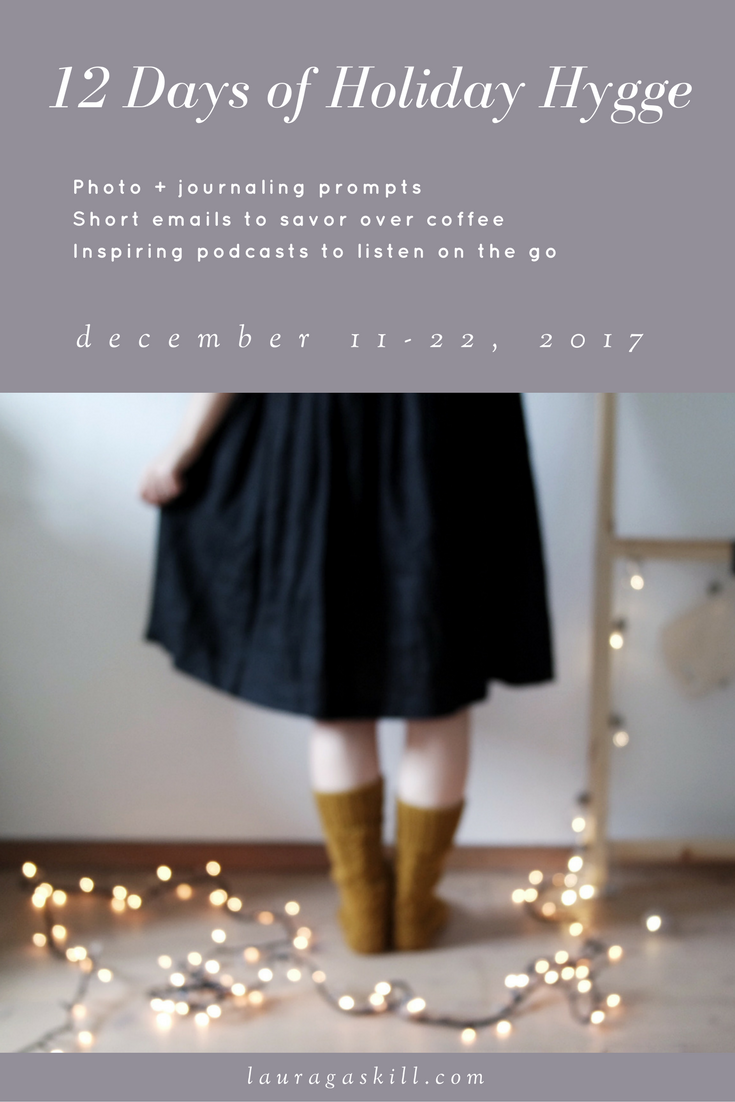 12 Days of Holiday Hygge
