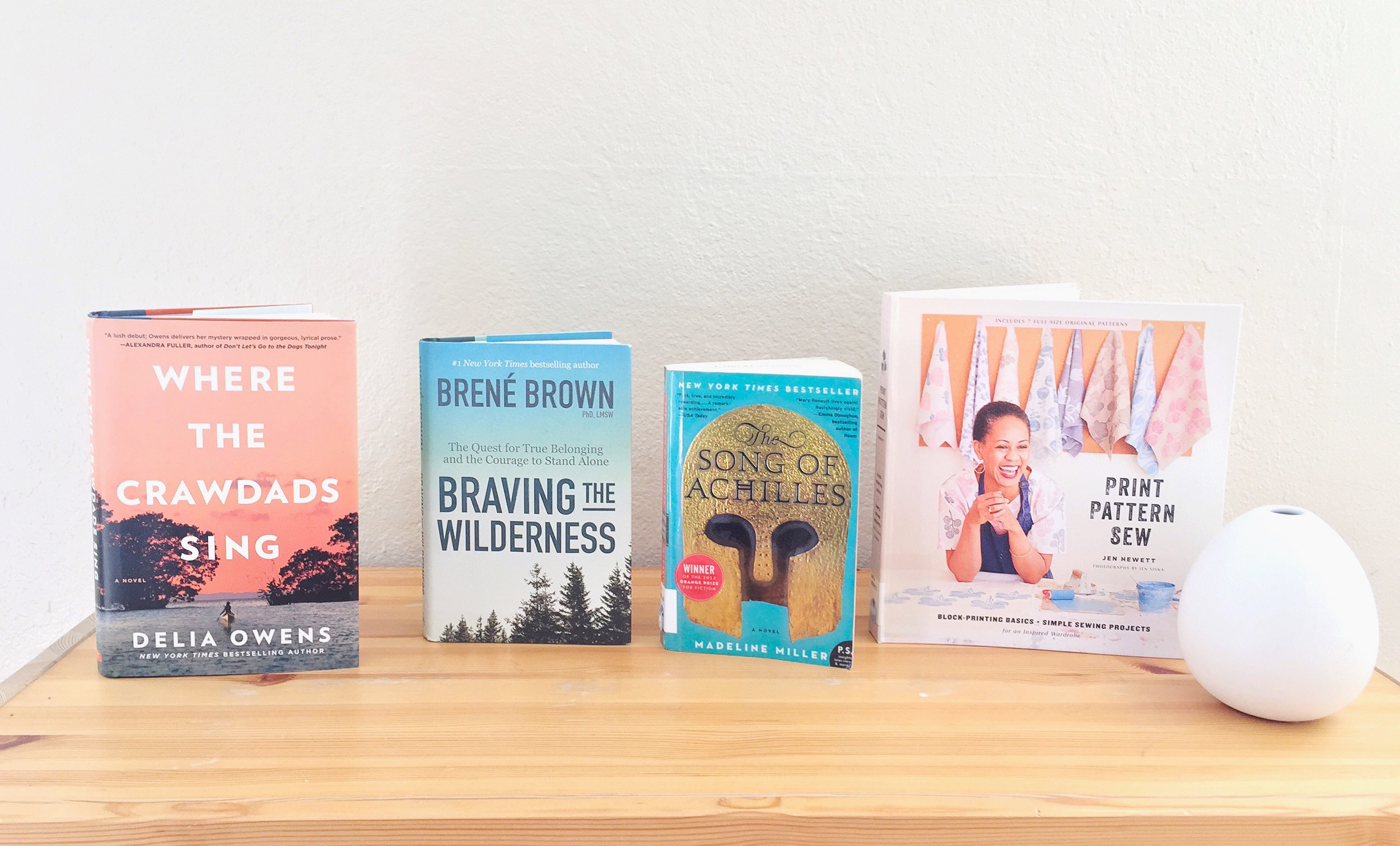 Quick Lit: What I've Been Reading (And Loving) This September